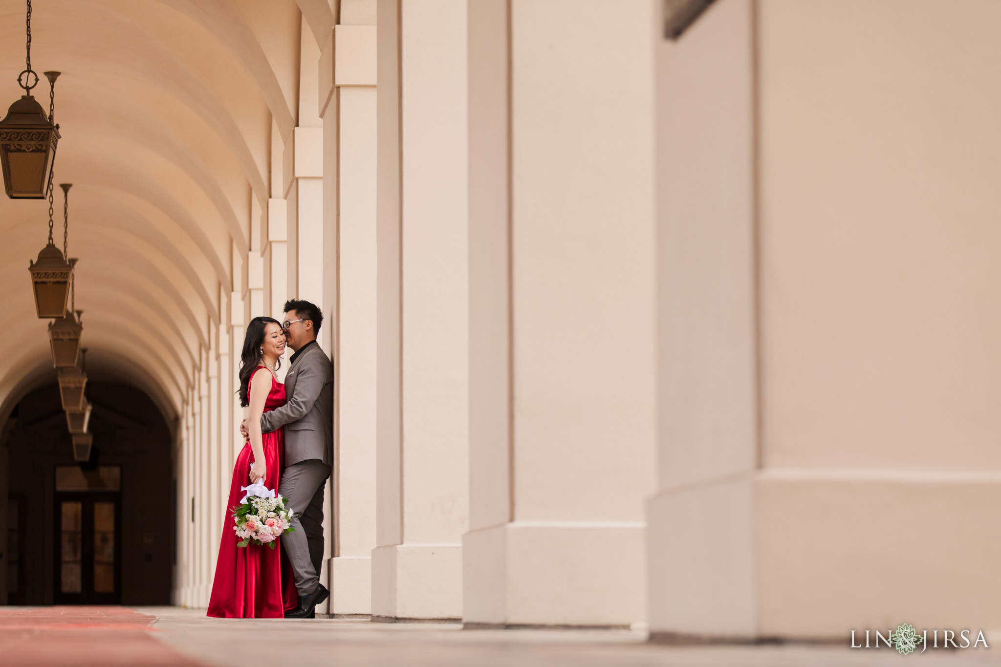 10 Pasadena City Hall Engagement Photography 1