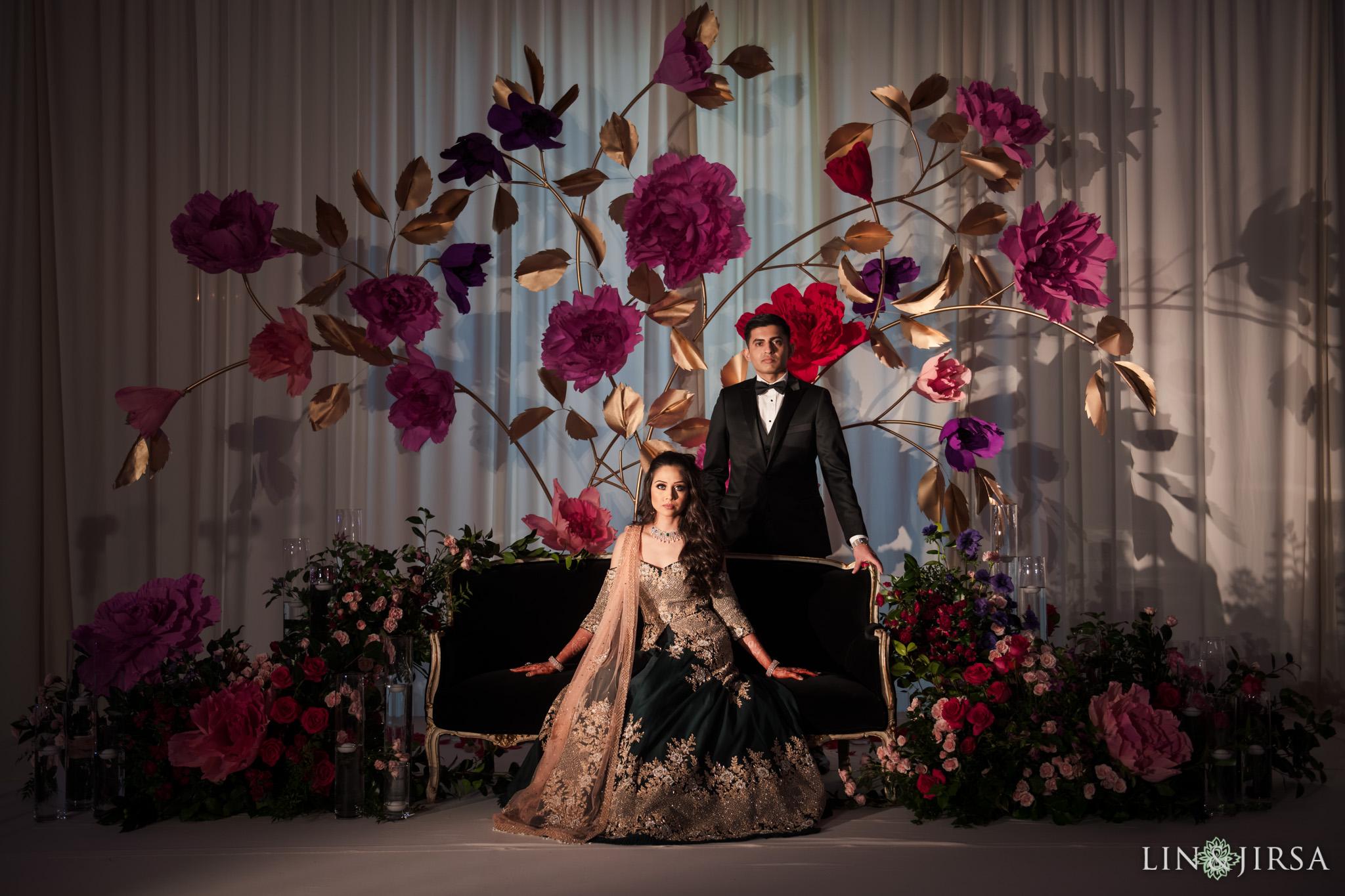 10 Richard Nixon Library Indian Wedding Photography