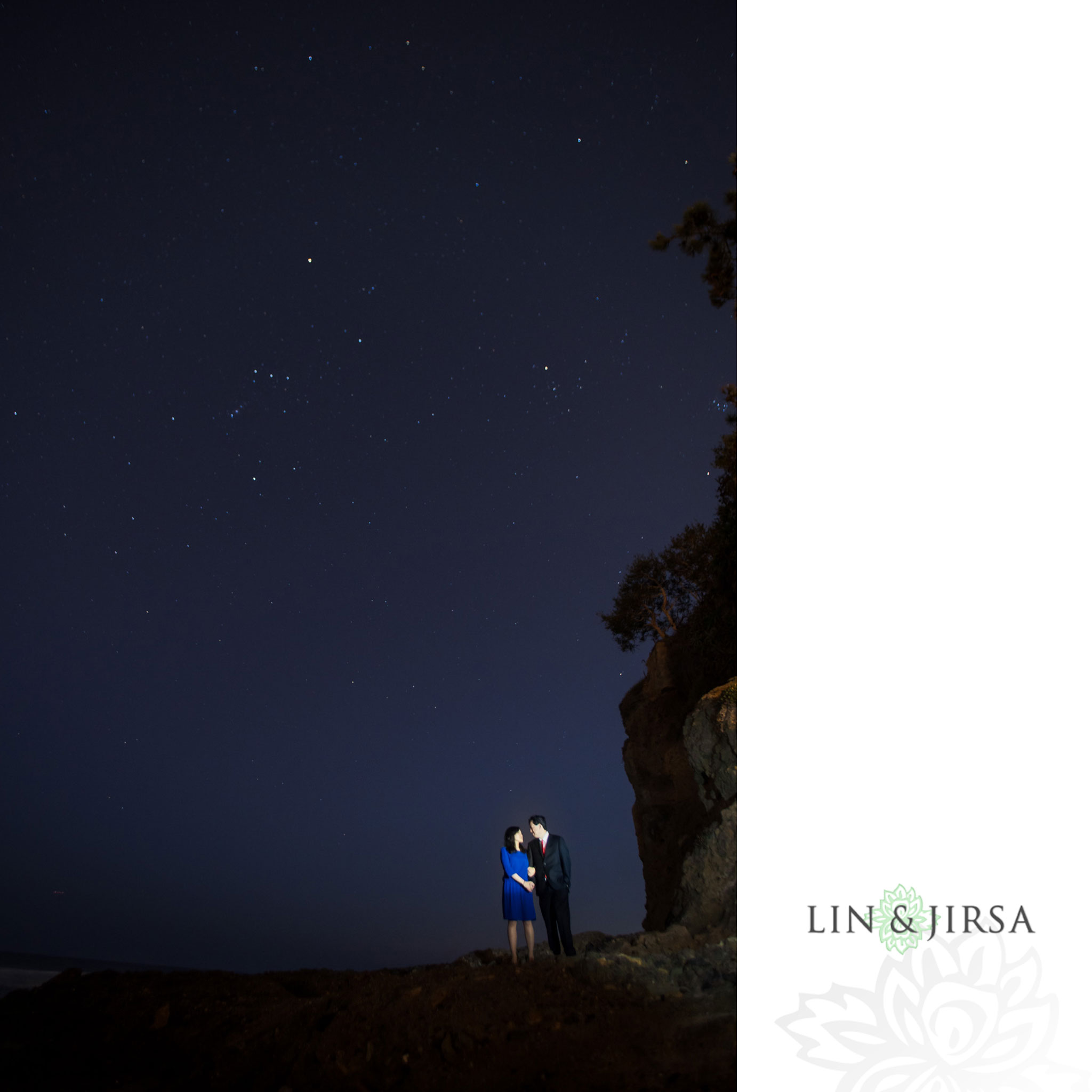10 Treasure Island Park Laguna Beach Stars Engagement Photography