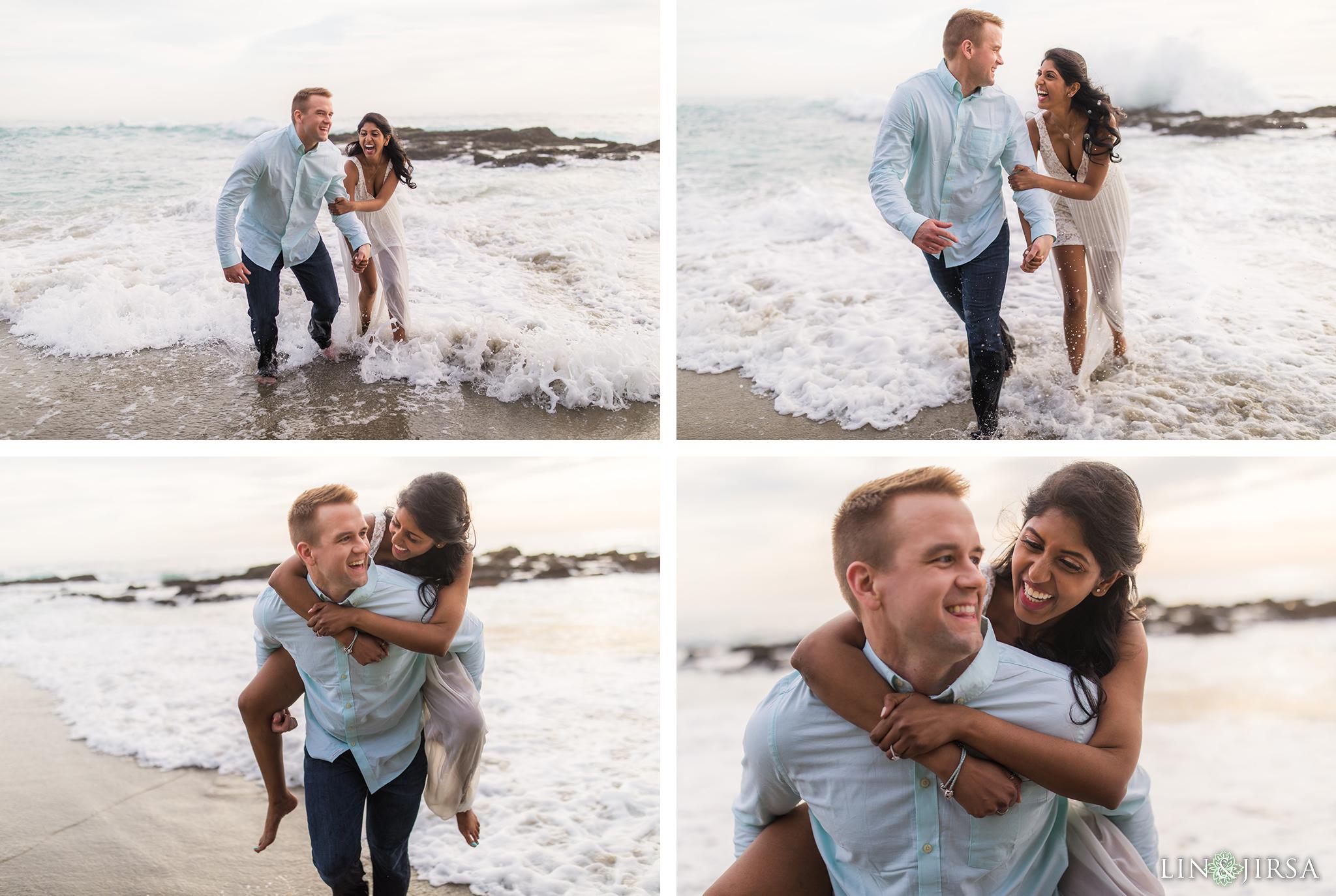 10 Victoria Beach Laguna Beach Engagement Photography