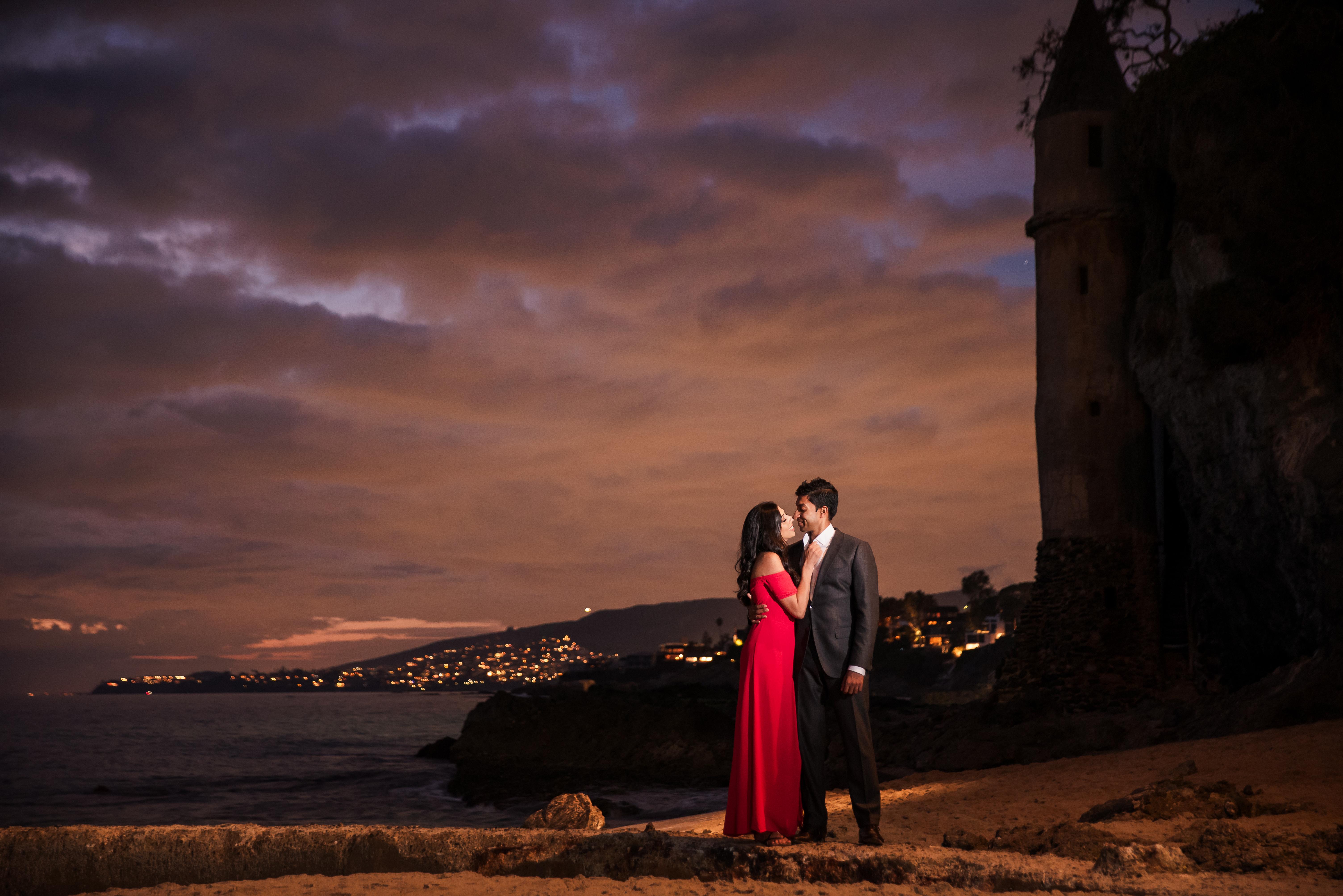 10 Victoria Beach Orange County Engagement Photography 1