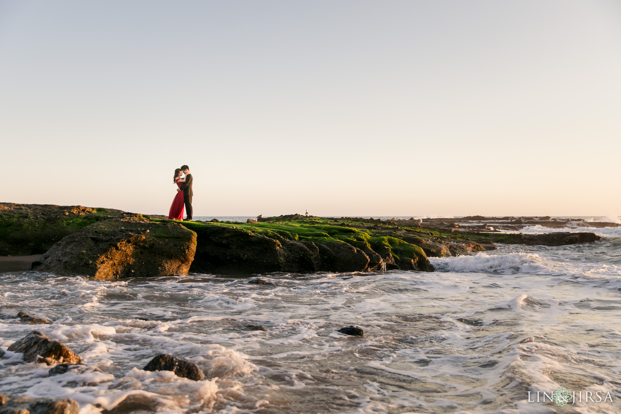 10 Victoria Beach Orange County Engagement Photography 2