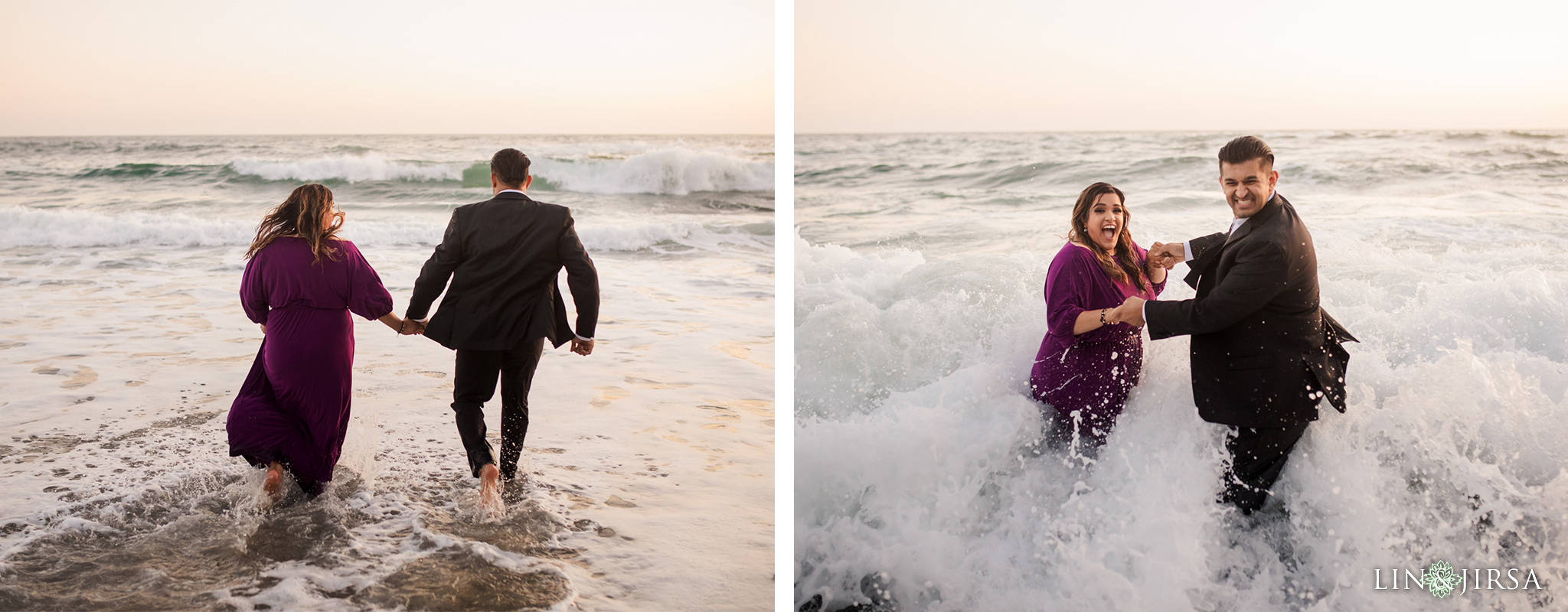 10 Victoria Beach Orange County Engagement Photography 3