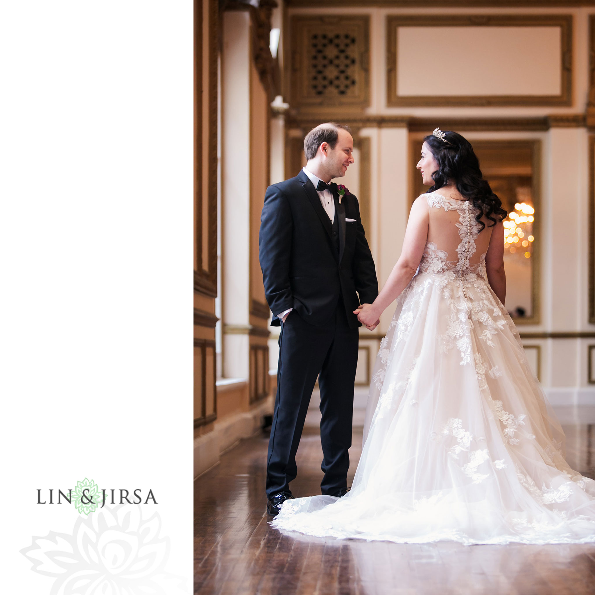 11 Alexandria Ballrooms Los Angeles Jewish Wedding Photography