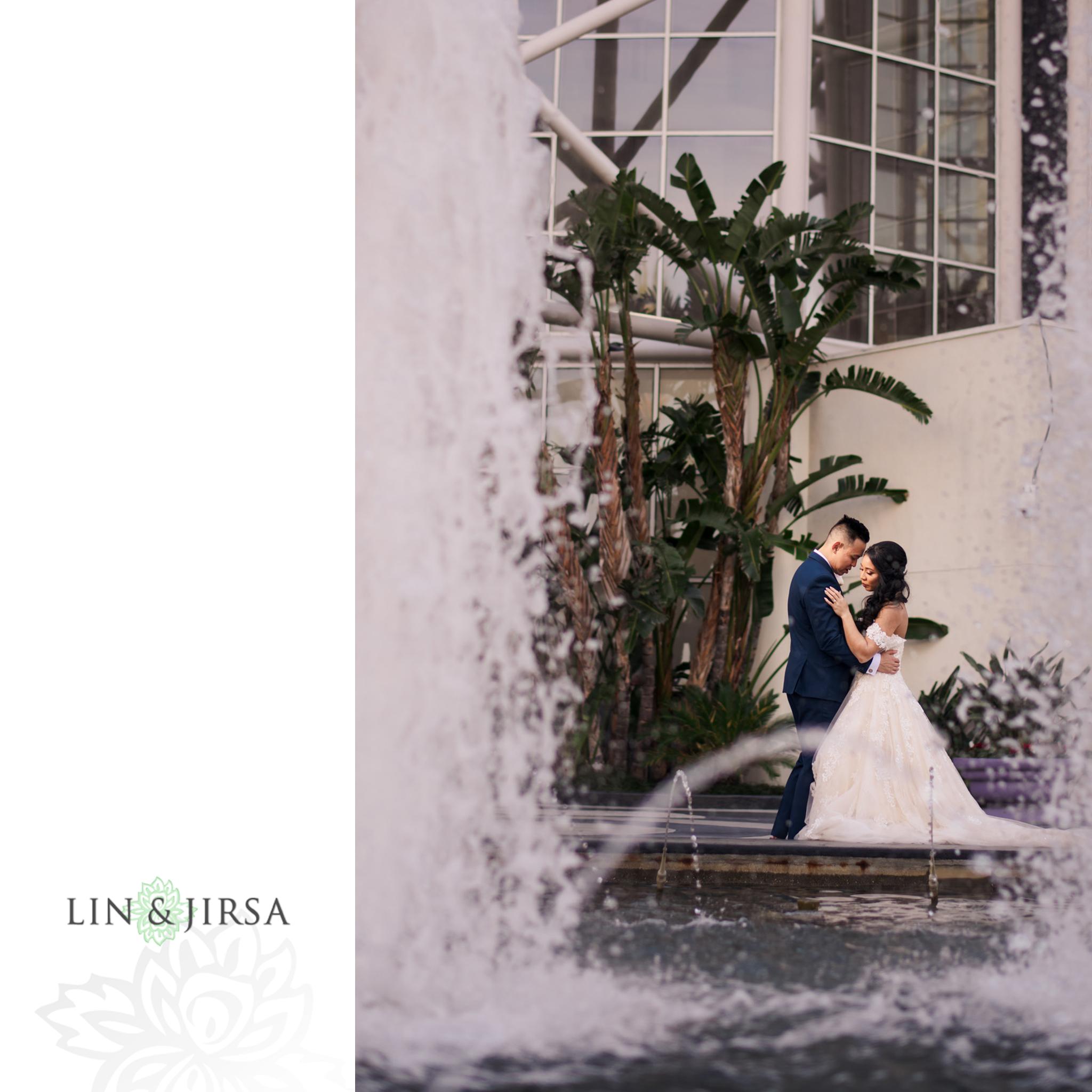 11 Hyatt Garden Grove Korean Filipino Wedding Photography