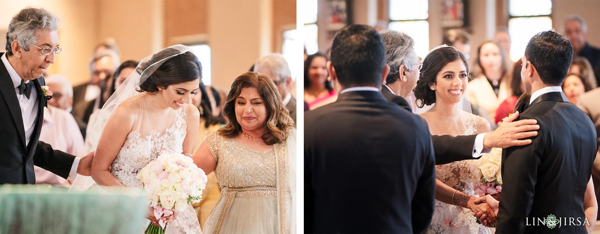 11 Newport Beach Marriott Indian Wedding Photography 1