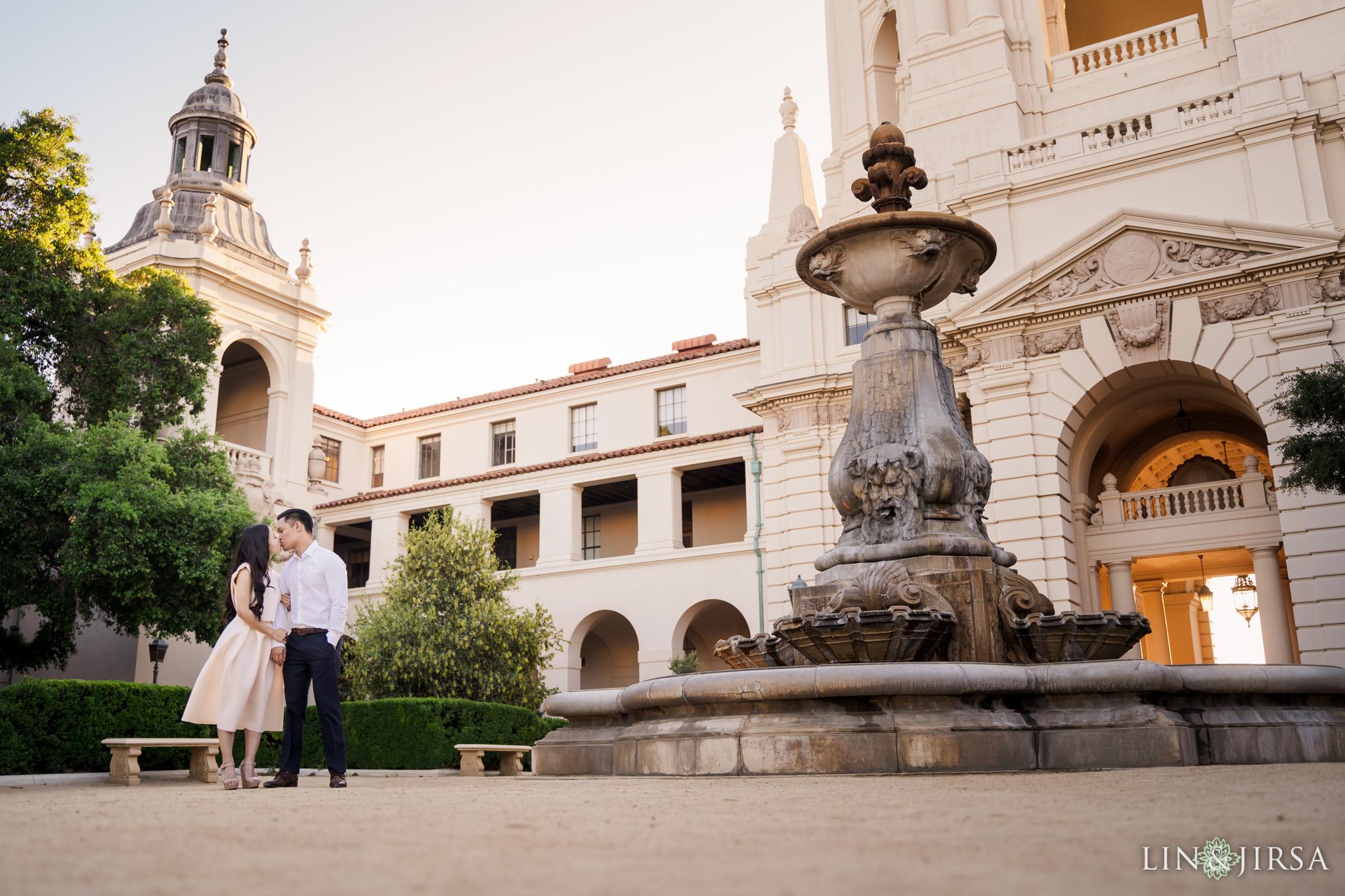11 Pasadena City Hall Engagement Photography