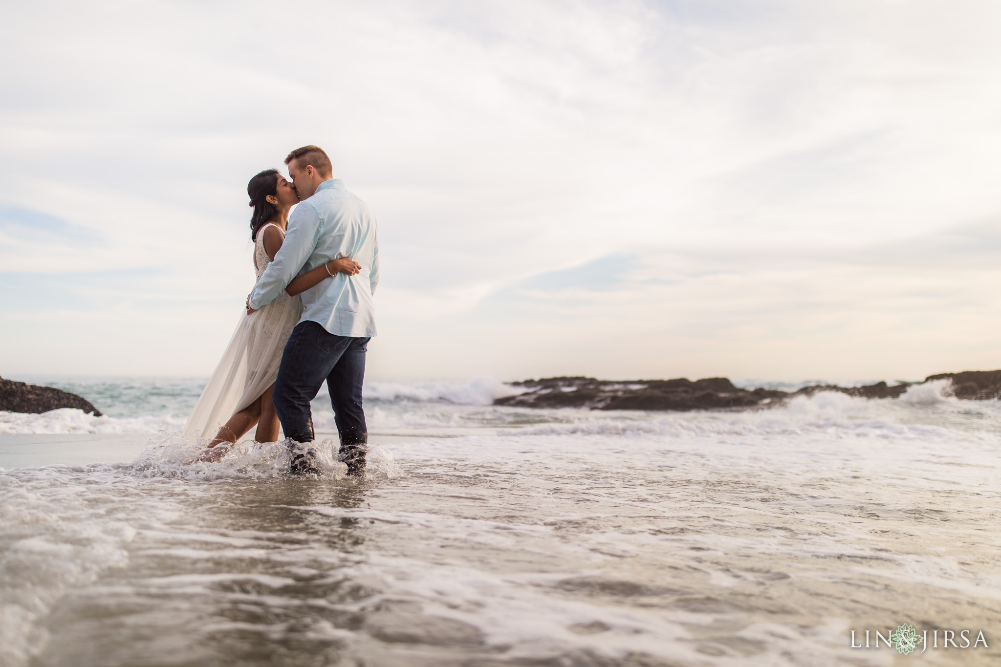 11 Victoria Beach Laguna Beach Engagement Photography