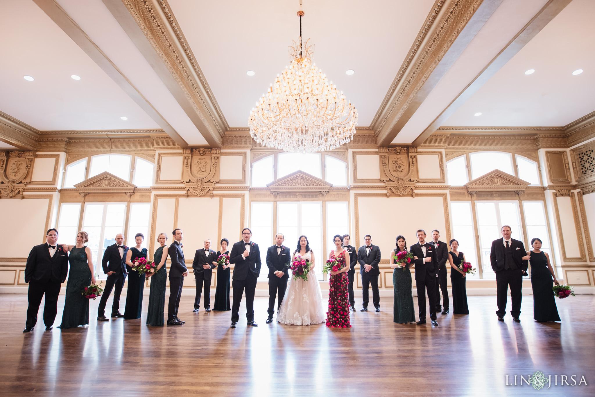 12 Alexandria Ballrooms Los Angeles Jewish Wedding Photography
