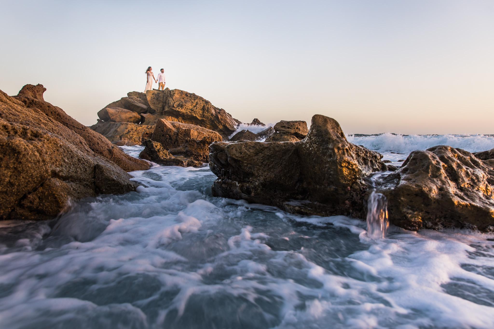 12 Laguna Beach Orange County Engagement Photography