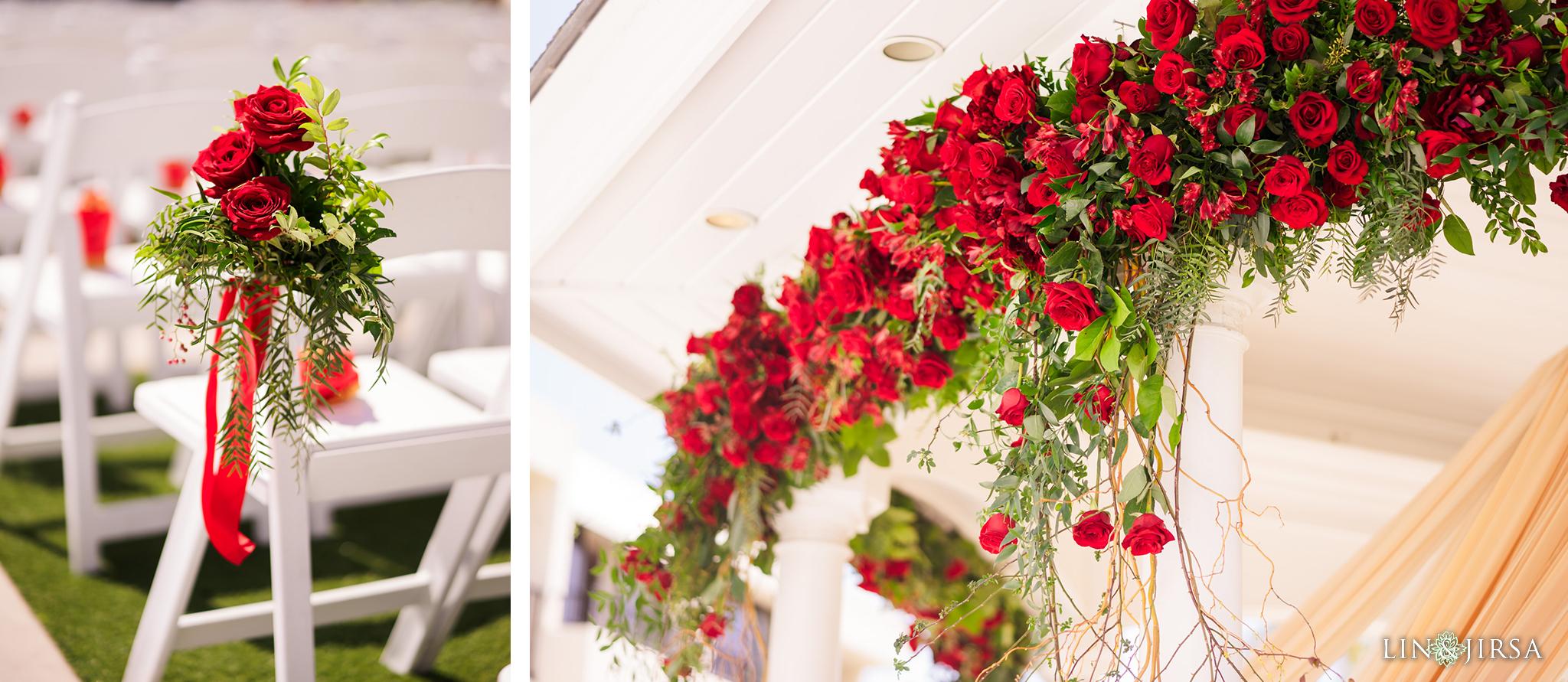 12 Newport Beach Marriott Indian Wedding Photography