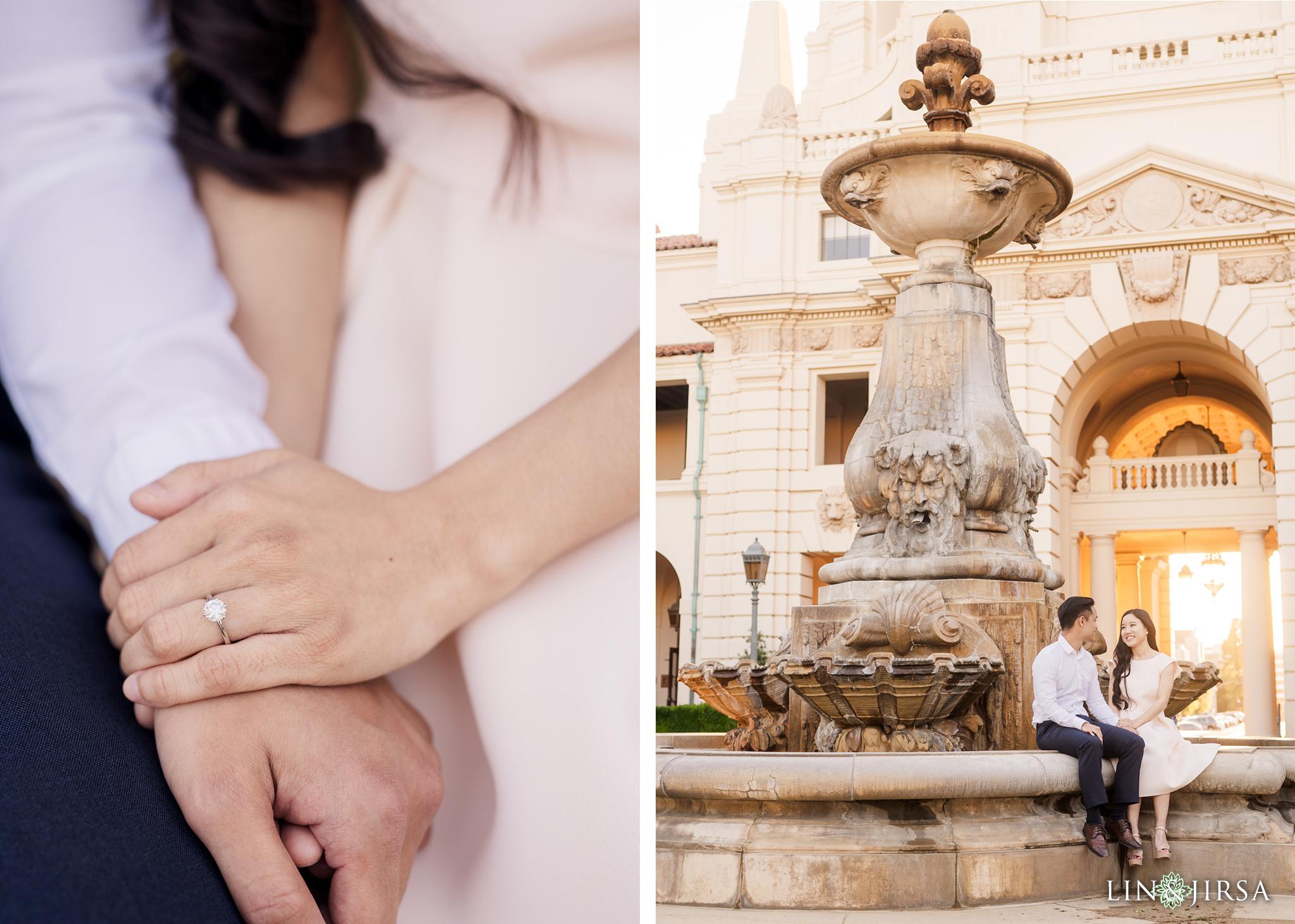 12 Pasadena City Hall Engagement Photography