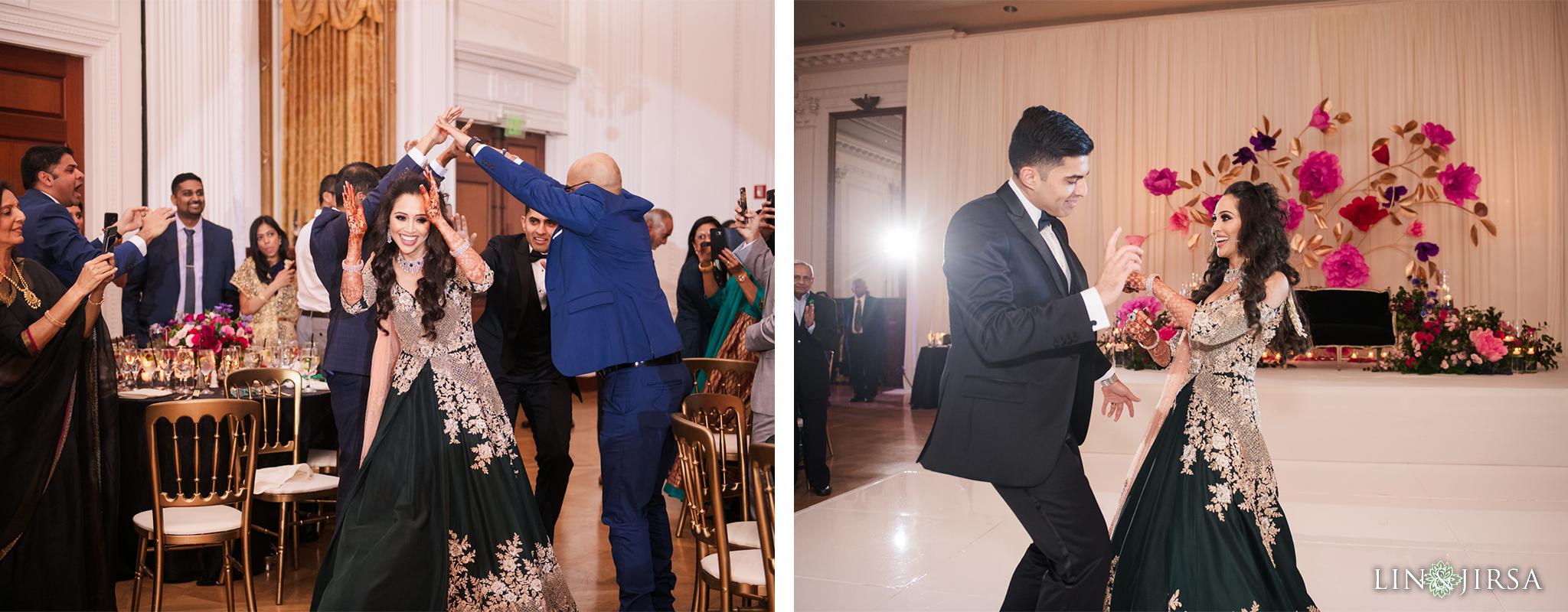 12 Richard Nixon Library Indian Wedding Photography