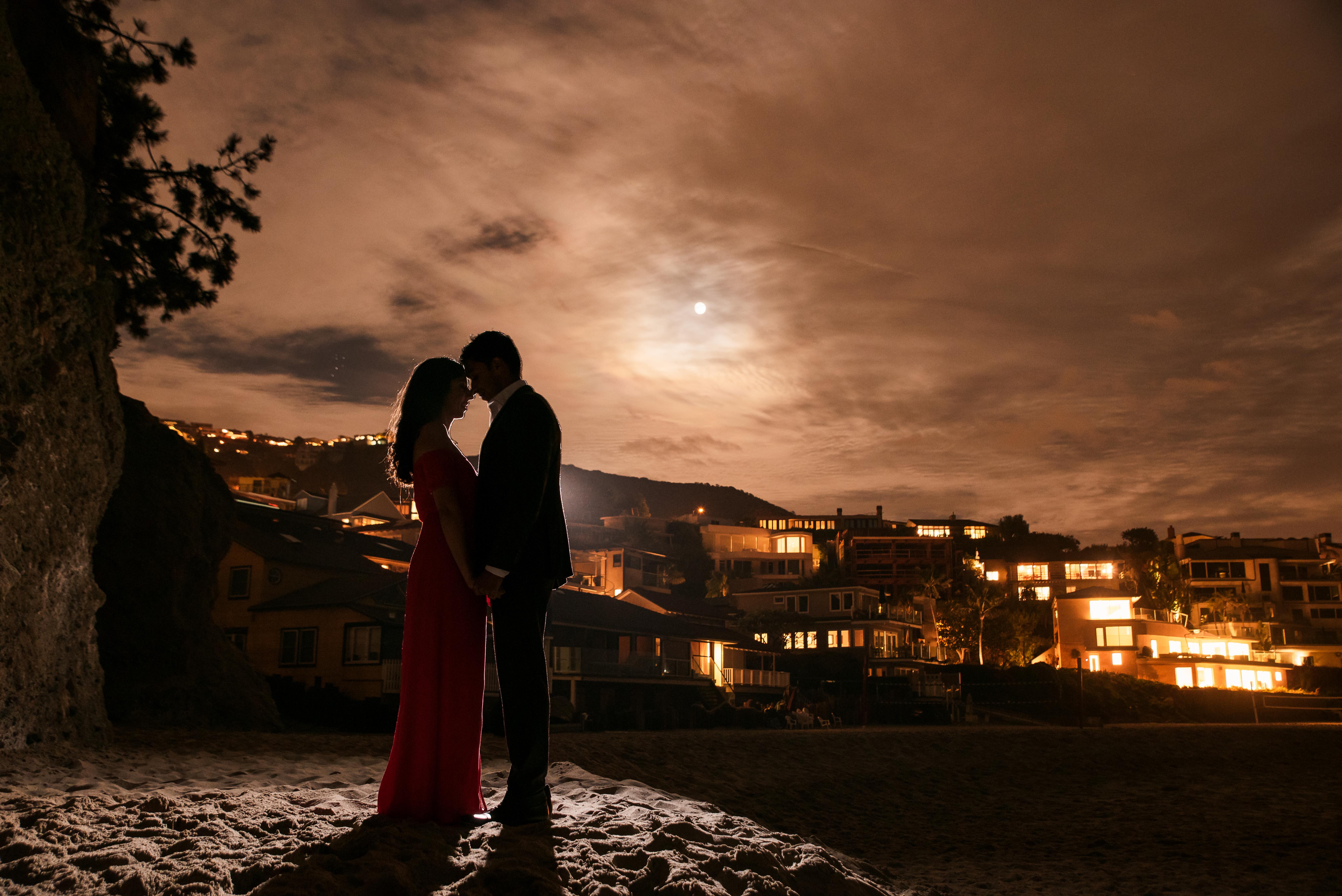 12 Victoria Beach Orange County Engagement Photography 1