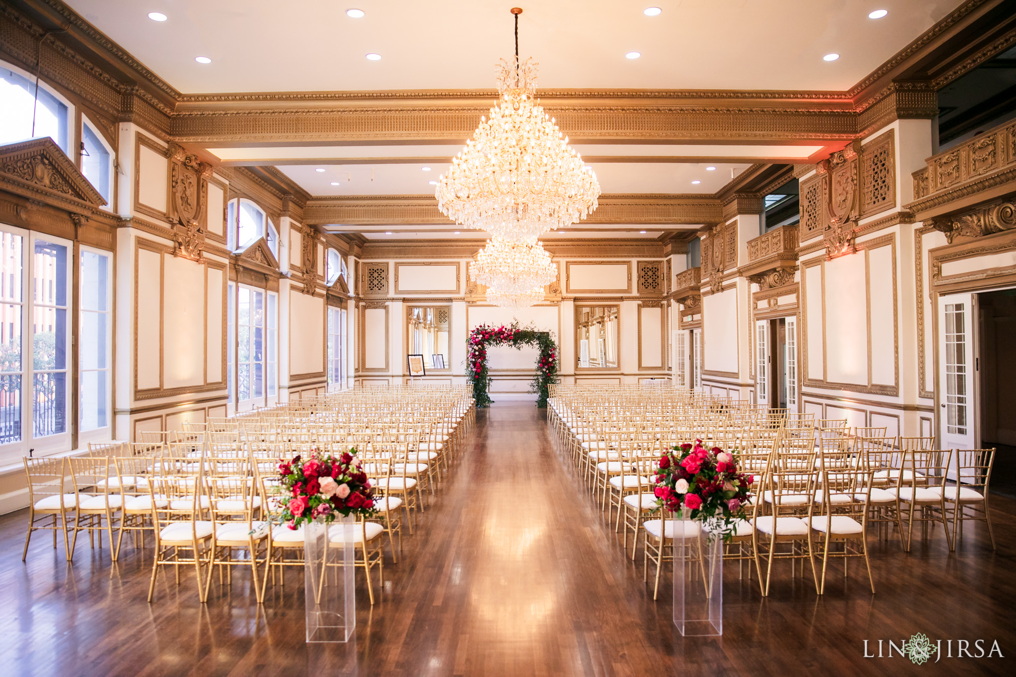 13 Alexandria Ballrooms Los Angeles Jewish Wedding Photography