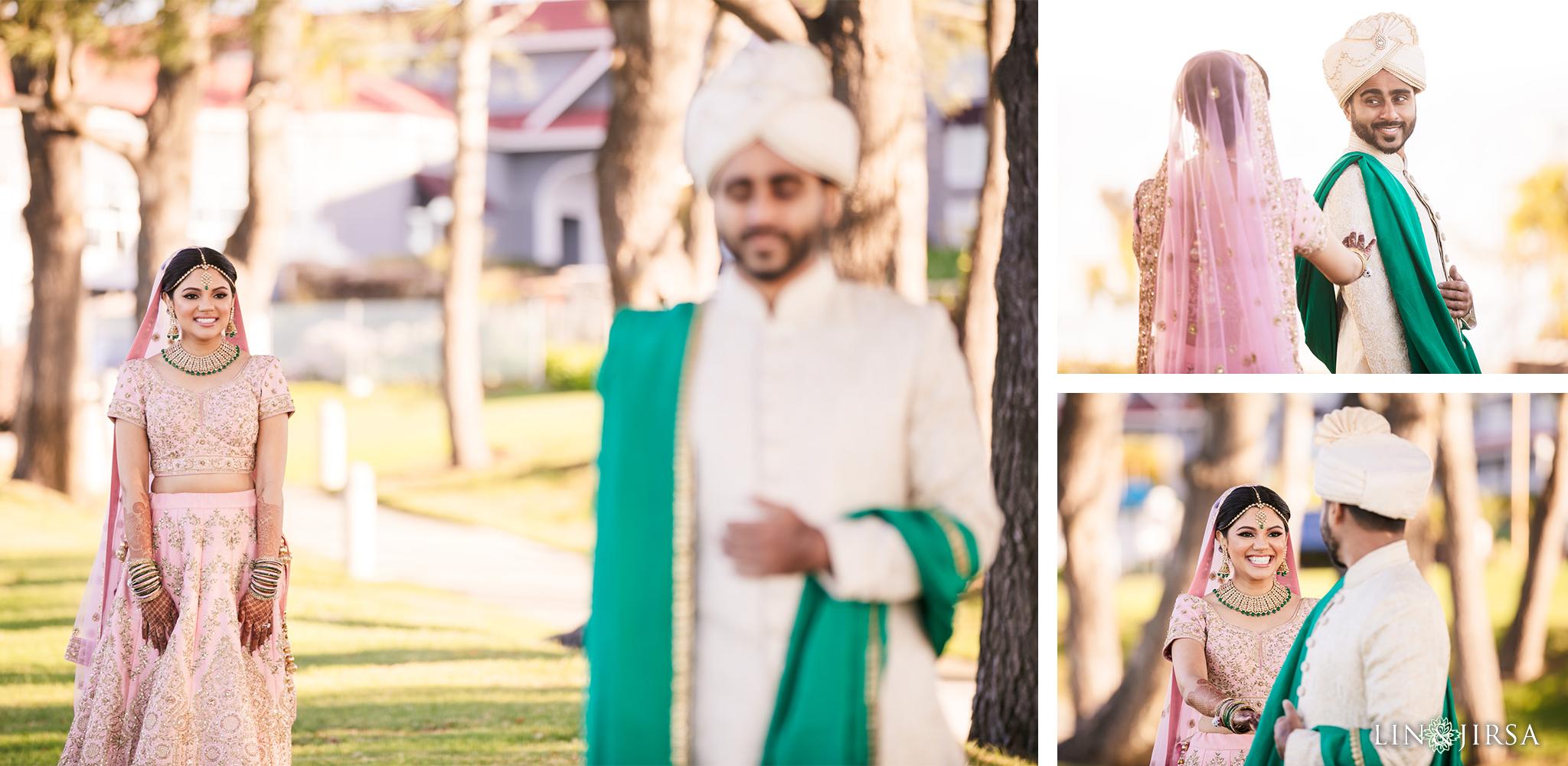 13 Laguna Cliffs Marriott Indian Wedding Photography