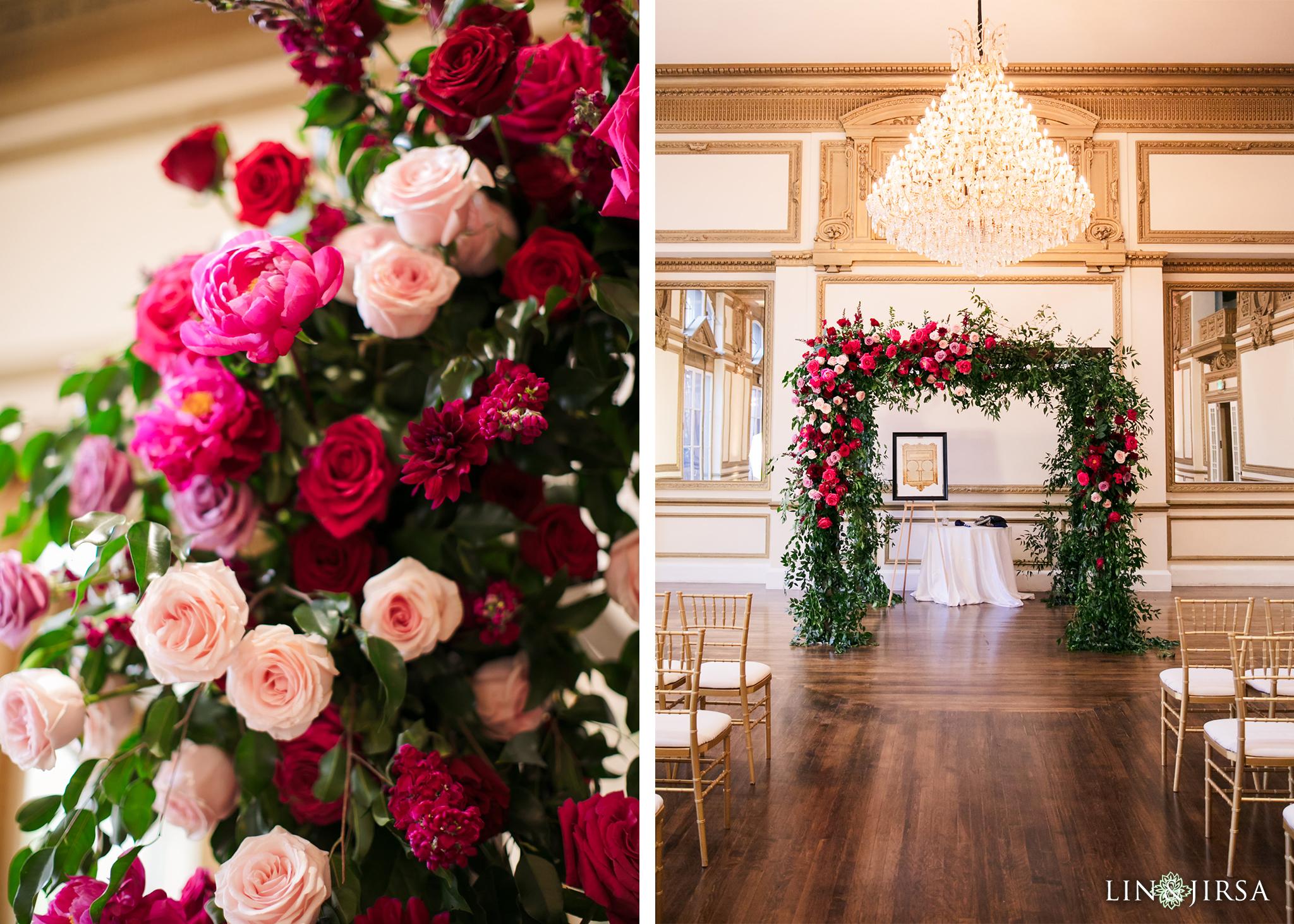 14 Alexandria Ballrooms Los Angeles Jewish Wedding Photography