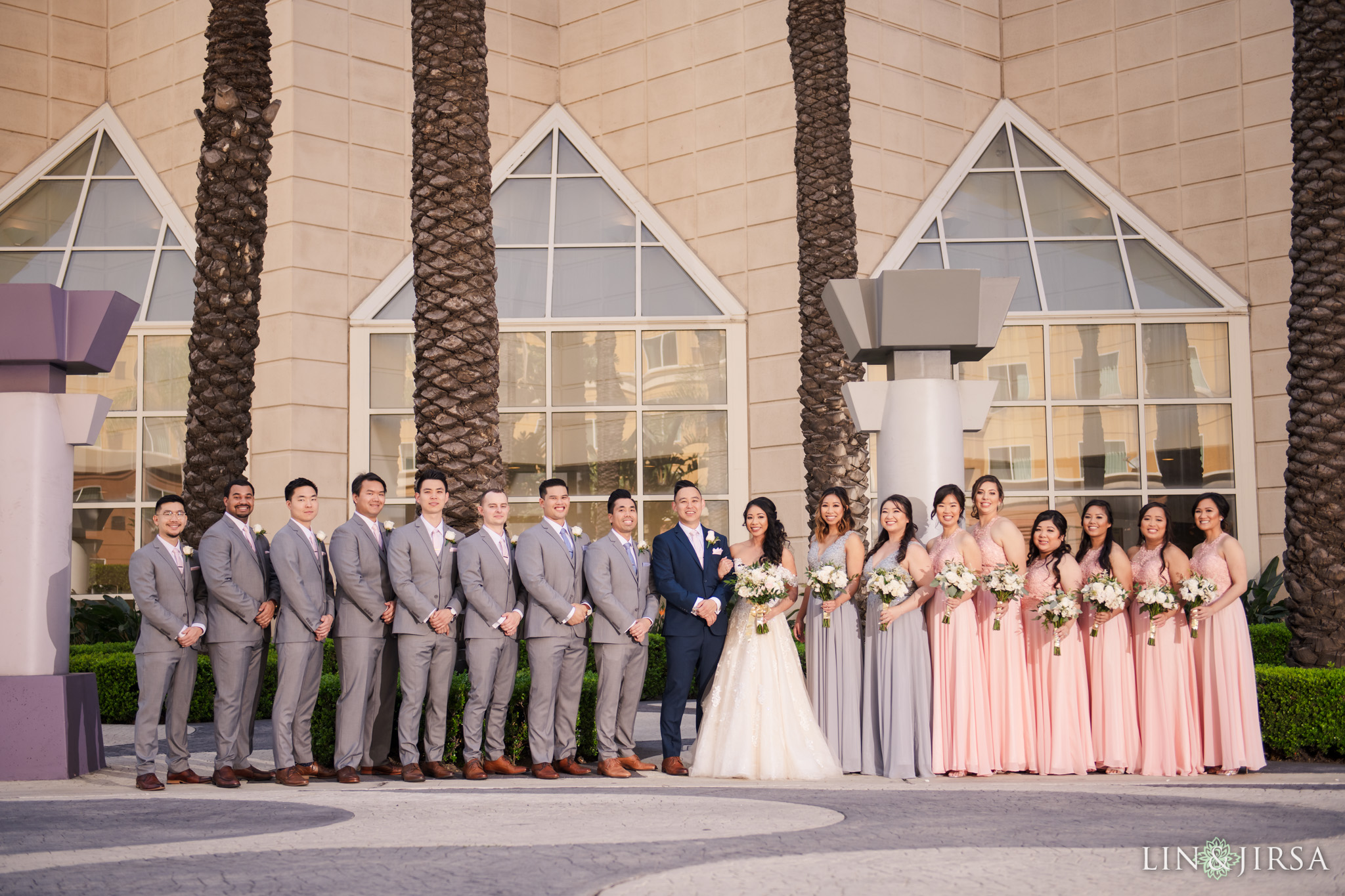 14 Hyatt Garden Grove Korean Filipino Wedding Photography