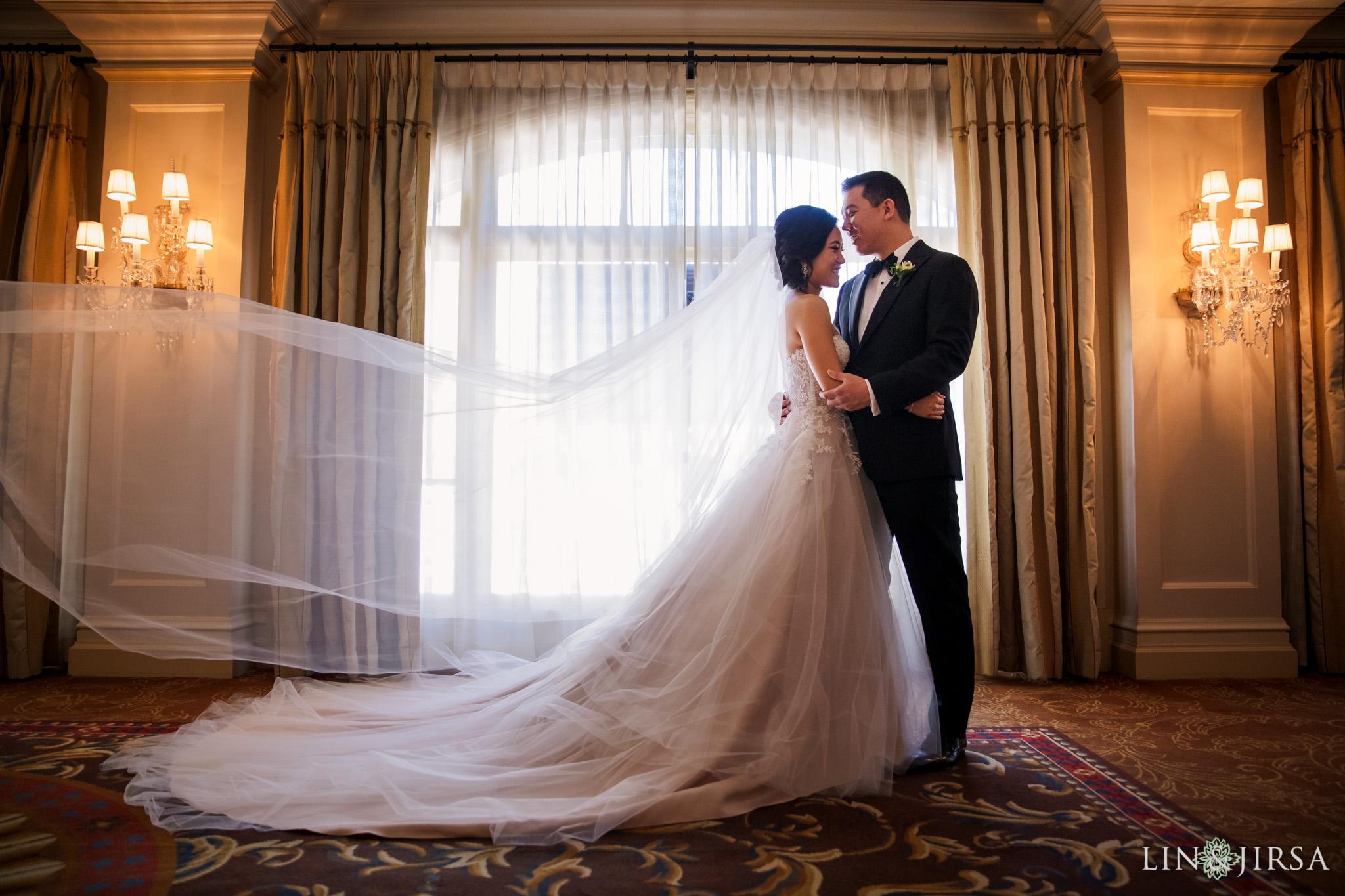 14 Langham Huntington Pasadena Wedding Photography
