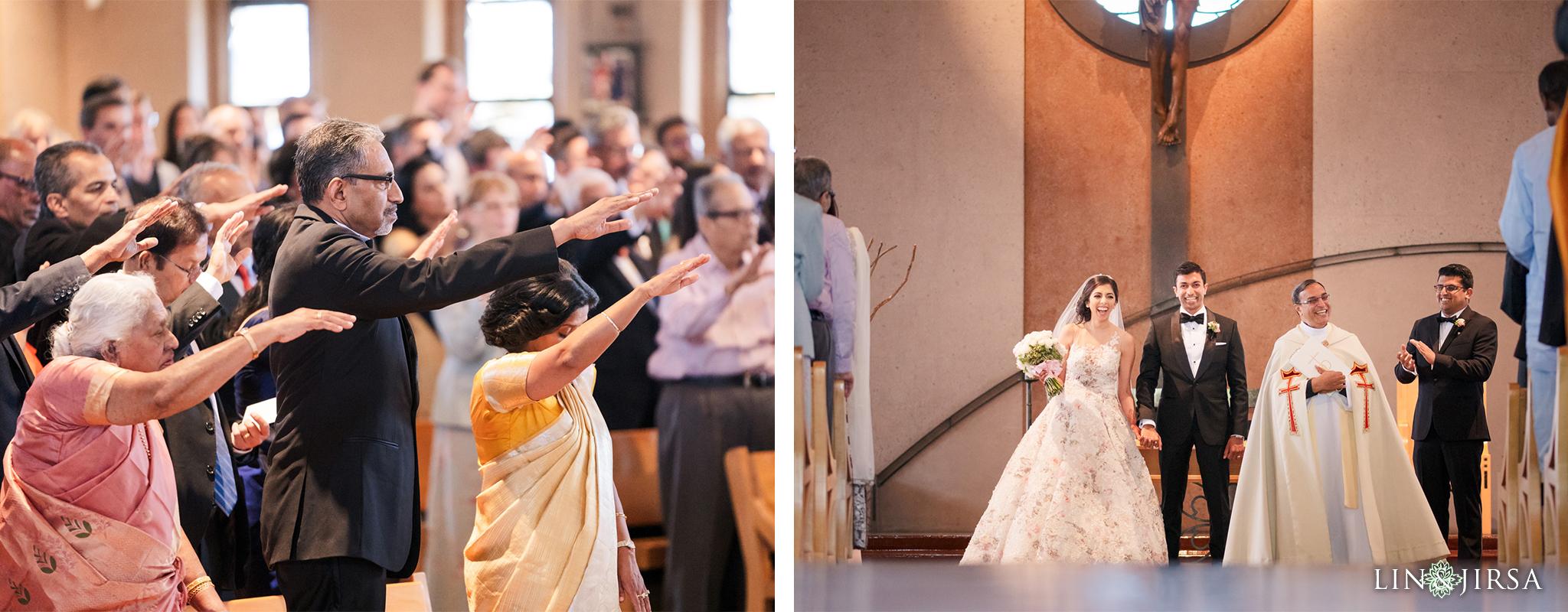 14 Newport Beach Marriott Indian Wedding Photography 1