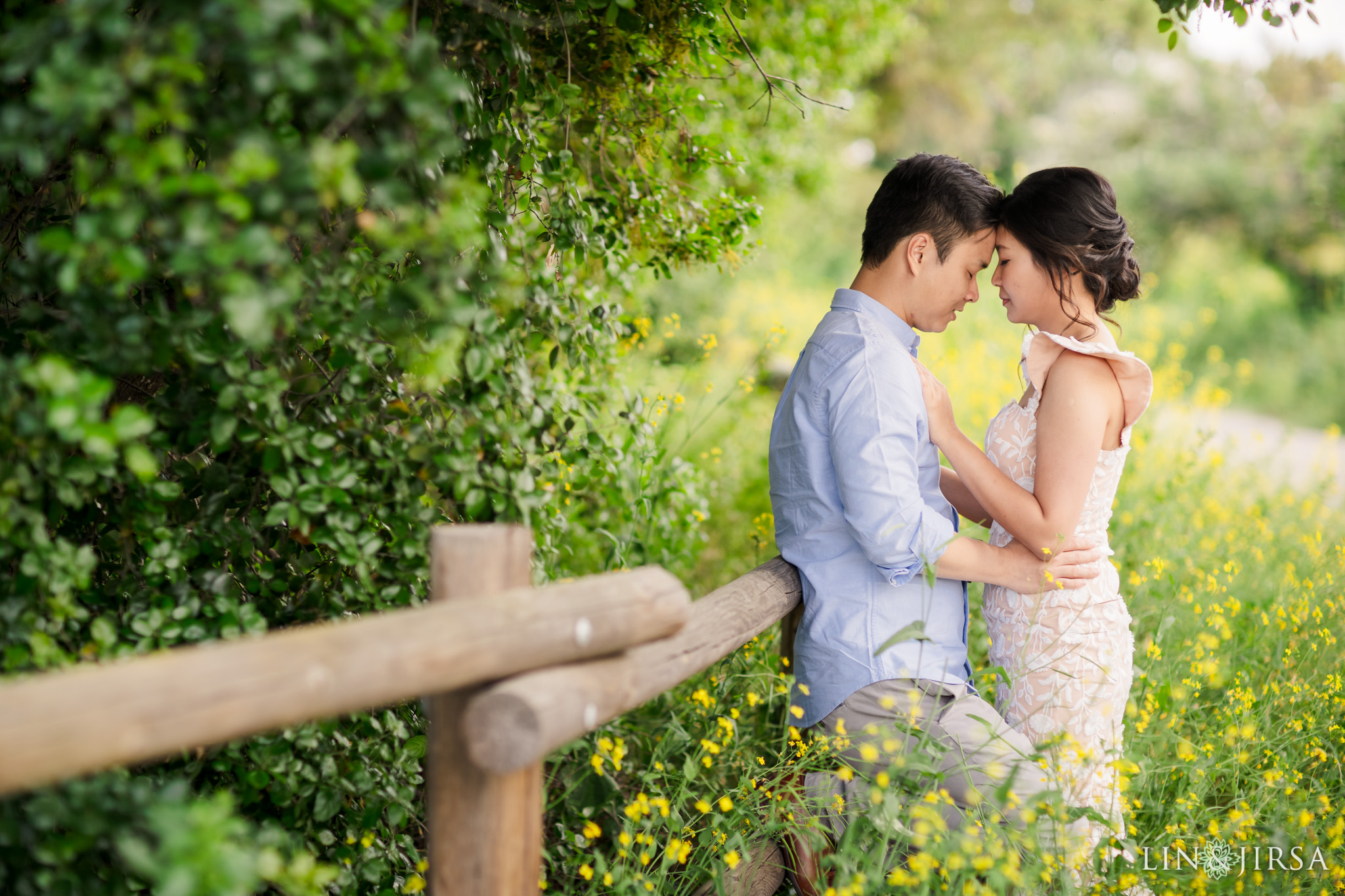 14 Northwest Open Space Orange County Engagement Photography