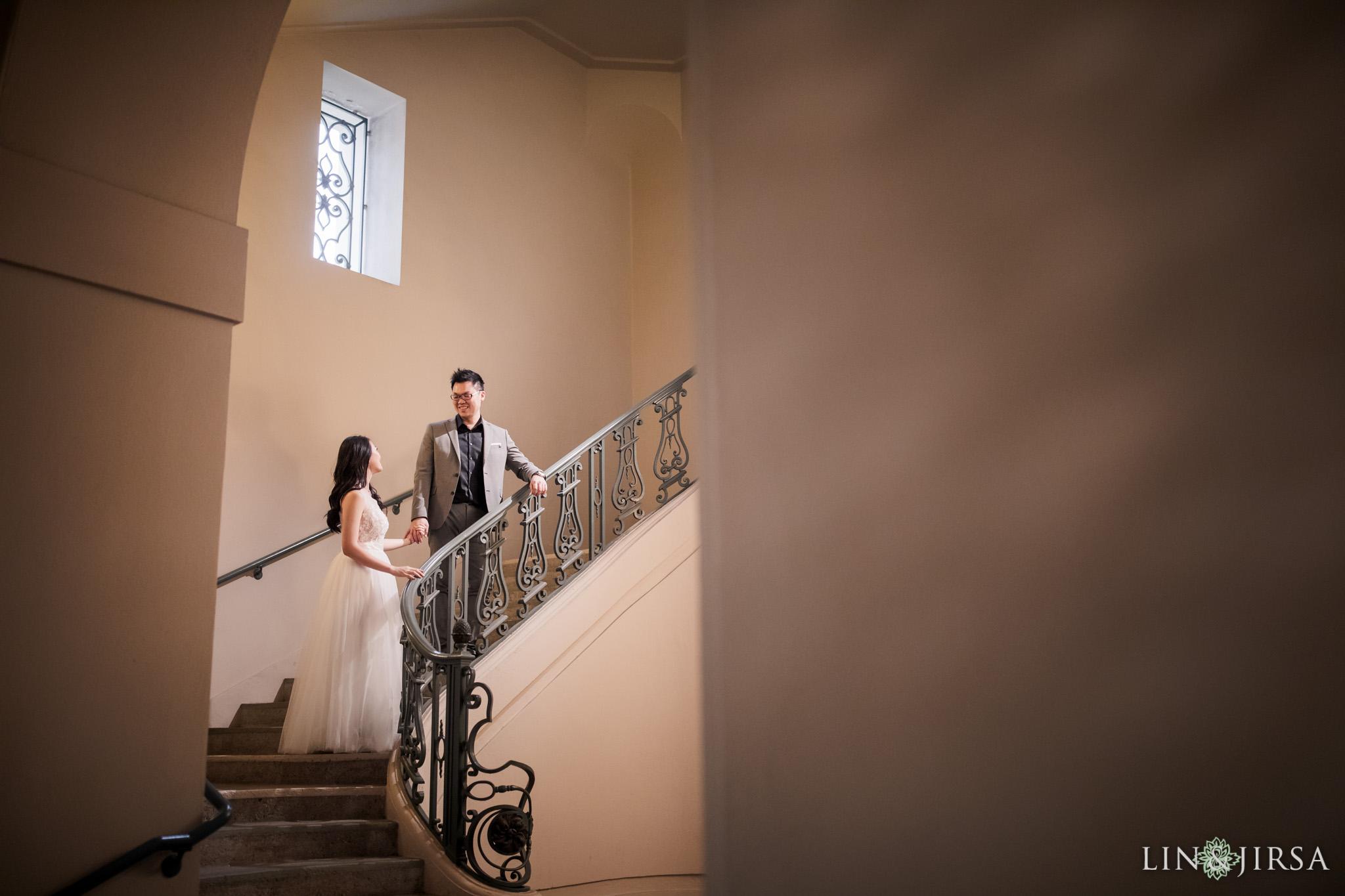 14 Pasadena City Hall Engagement Photography 1