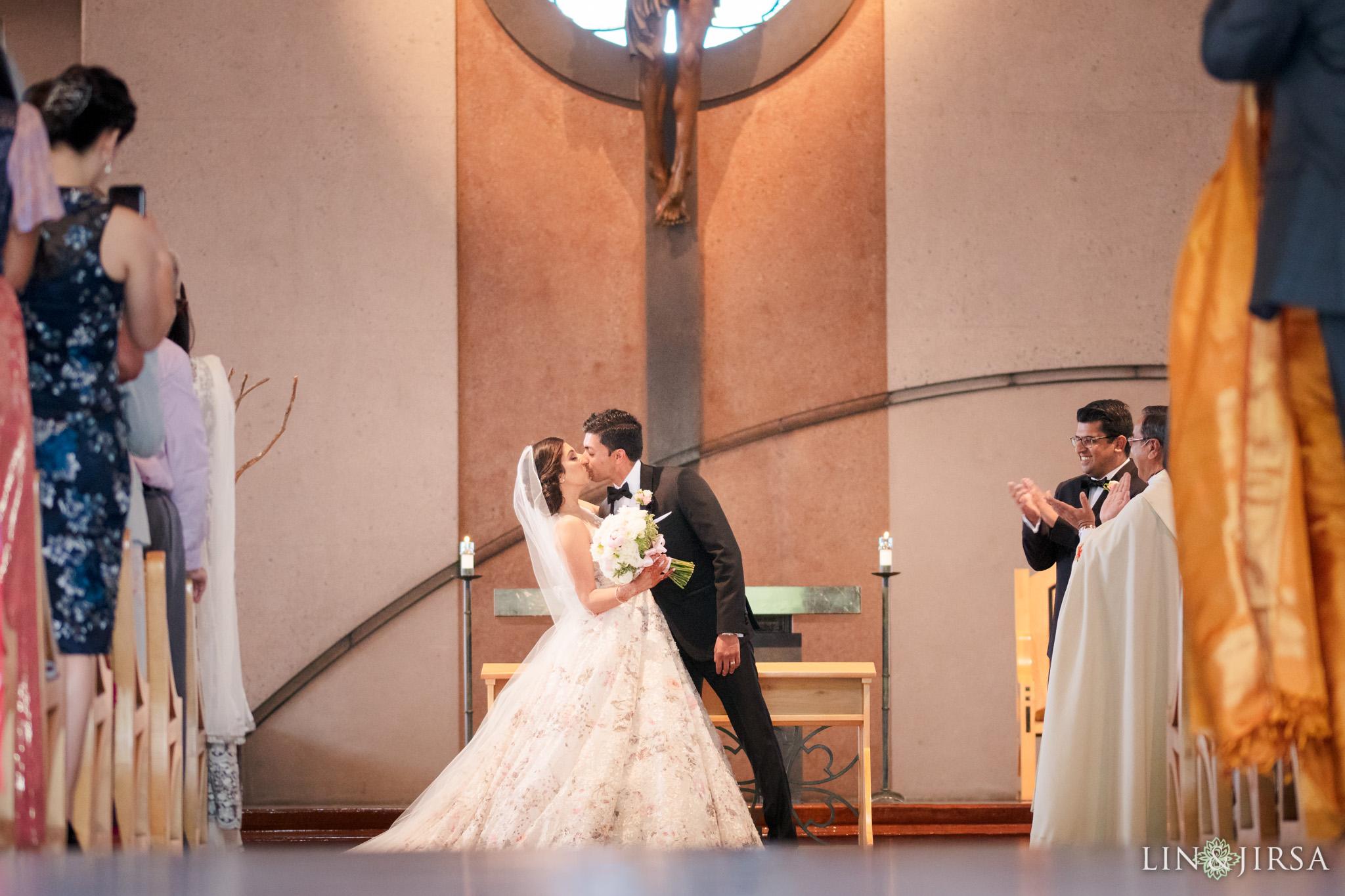 15 Newport Beach Marriott Indian Wedding Photography 1
