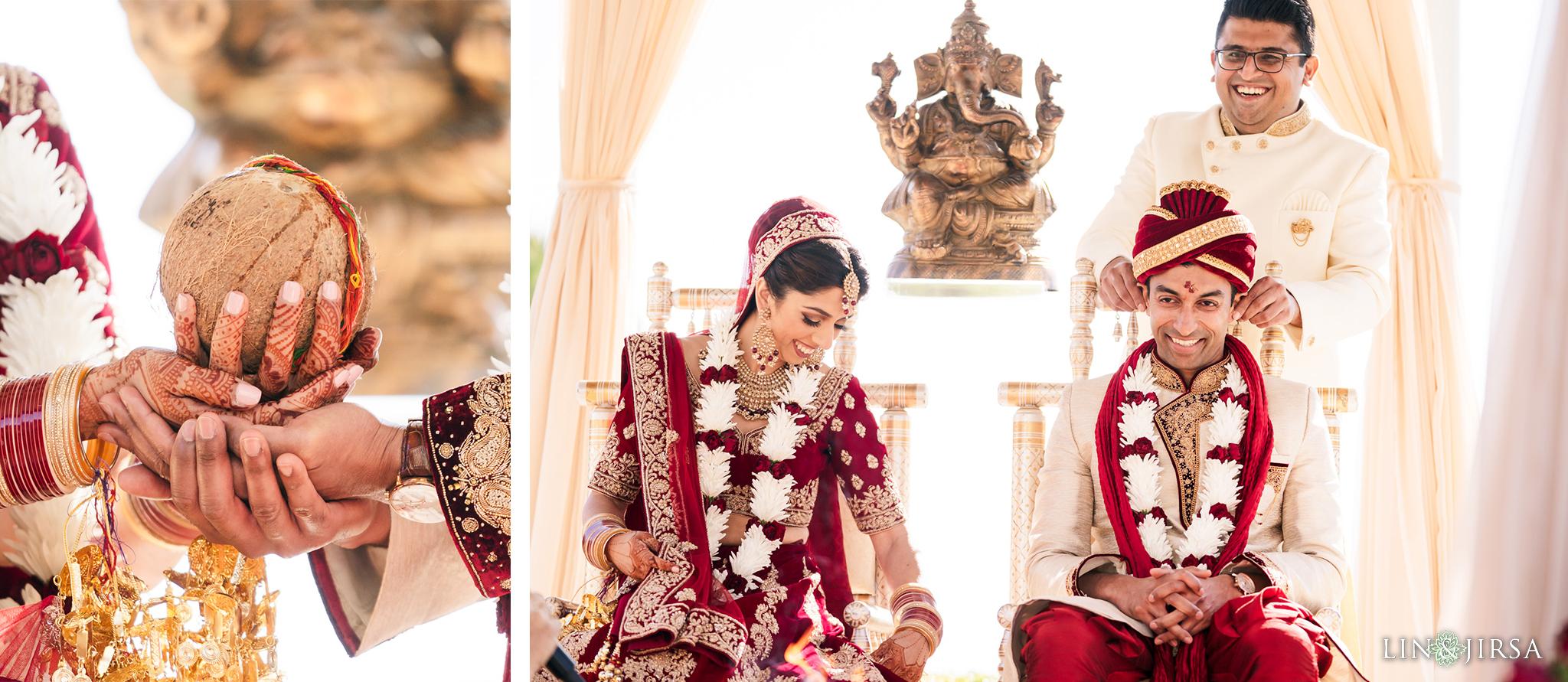 15 Newport Beach Marriott Indian Wedding Photography
