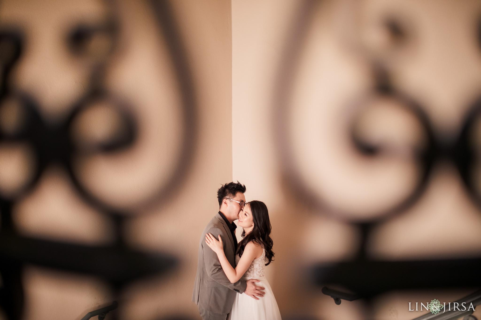 15 Pasadena City Hall Engagement Photography 1