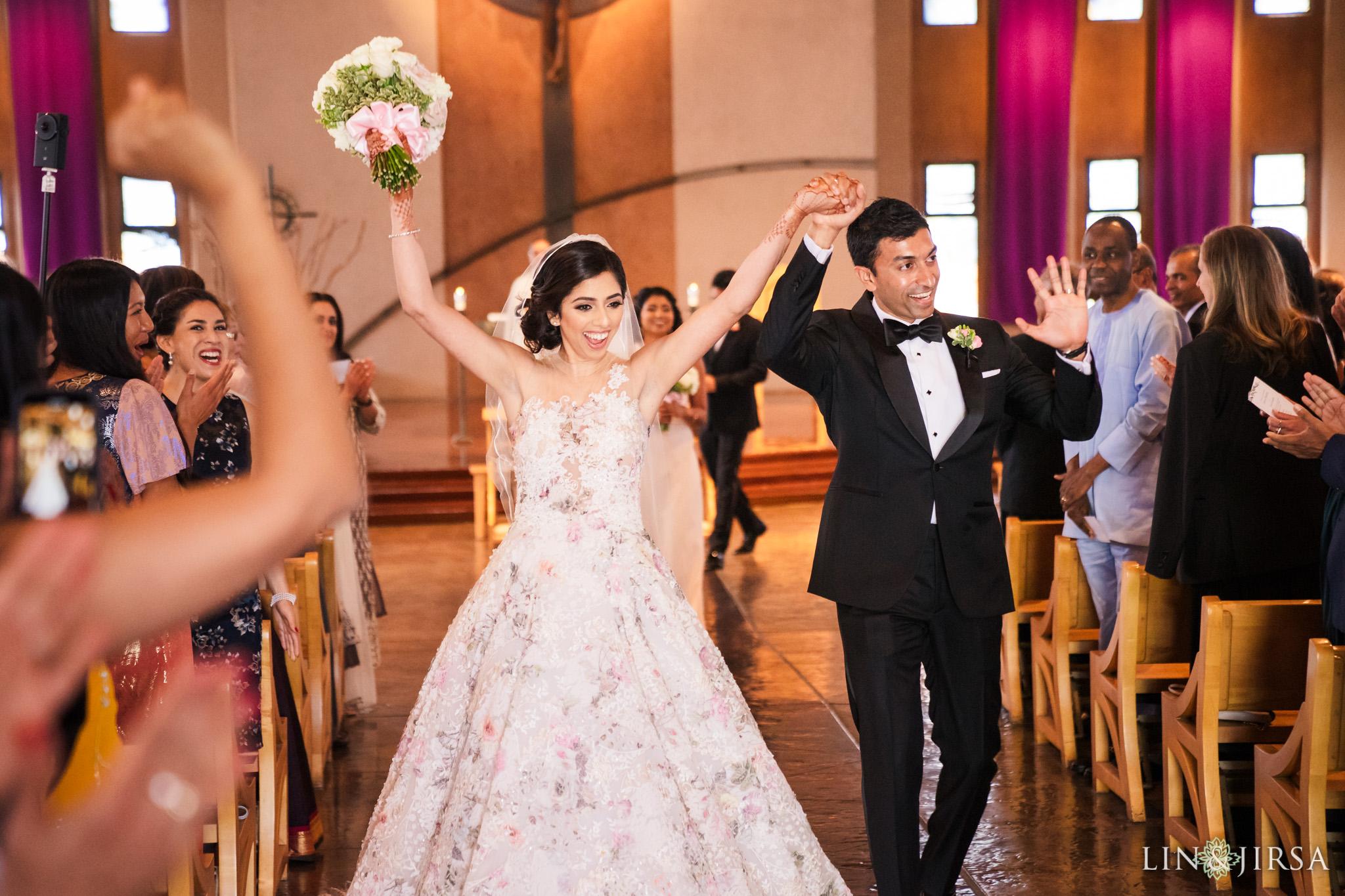 16 Newport Beach Marriott Indian Wedding Photography 1