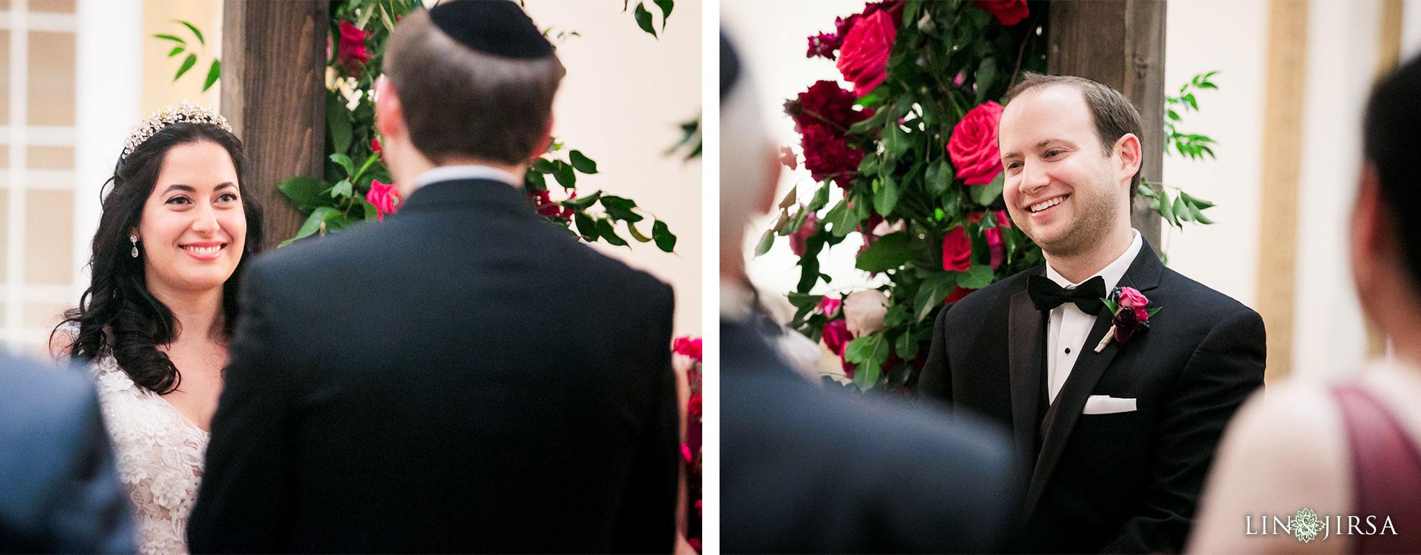 17 Alexandria Ballrooms Los Angeles Jewish Wedding Photography