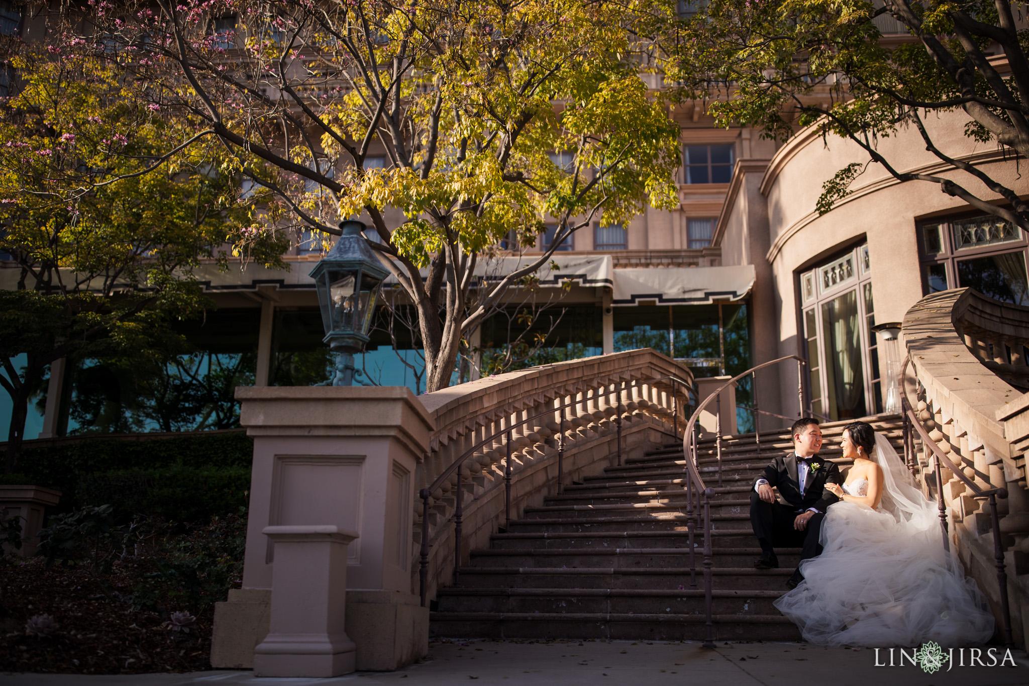 17 Langham Huntington Pasadena Wedding Photography