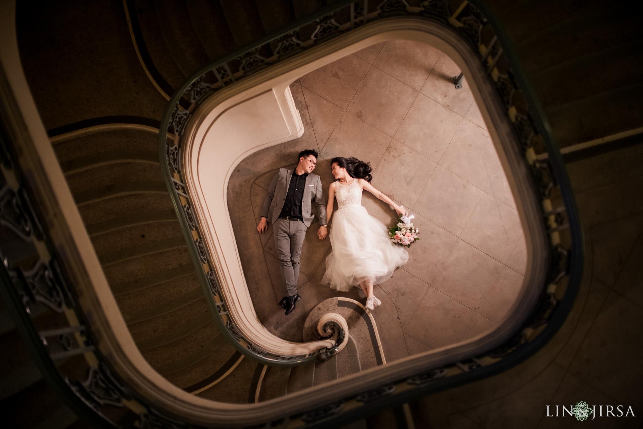 17 Pasadena City Hall Engagement Photography