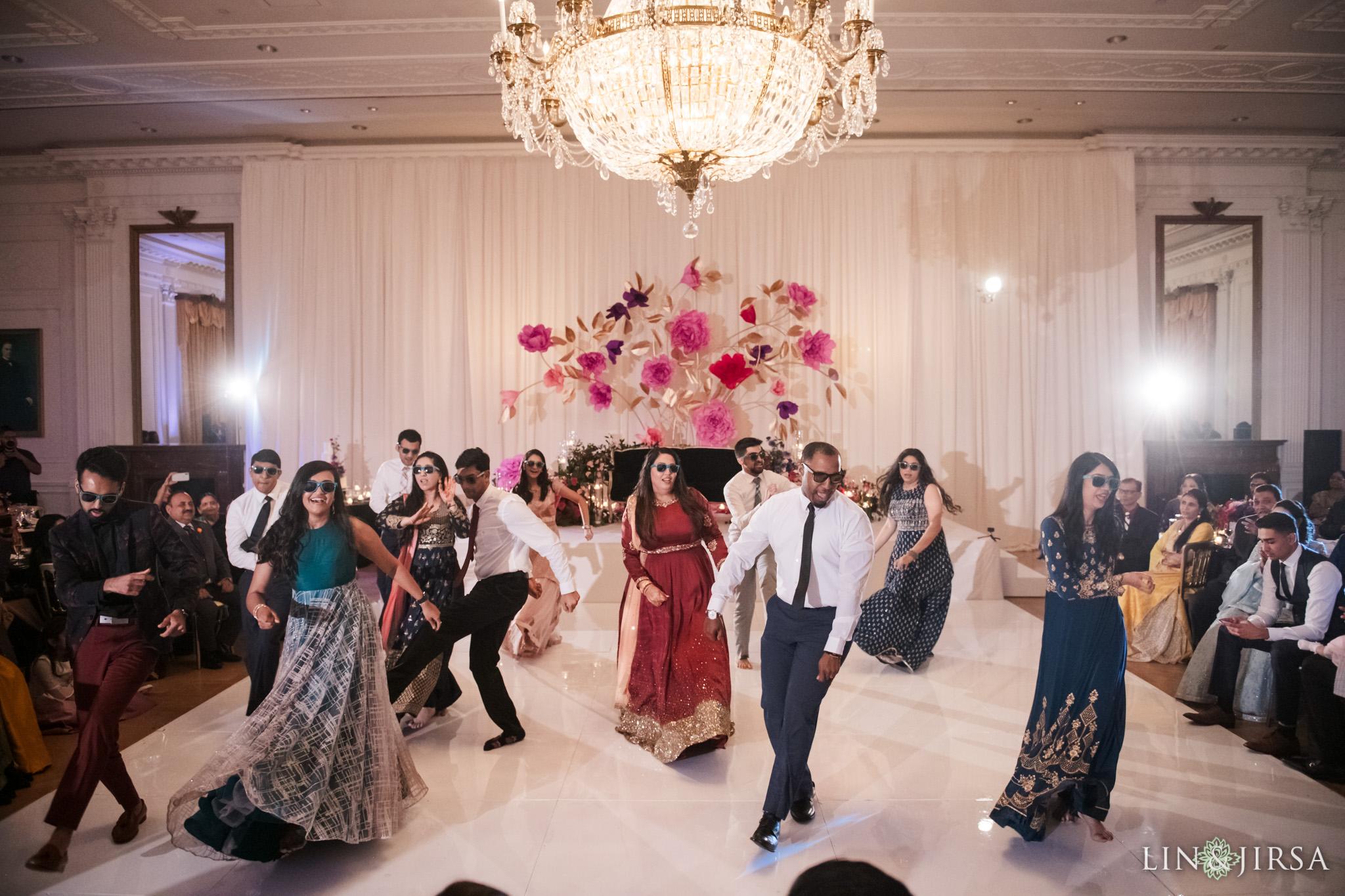 17 Richard Nixon Library Indian Wedding Photography