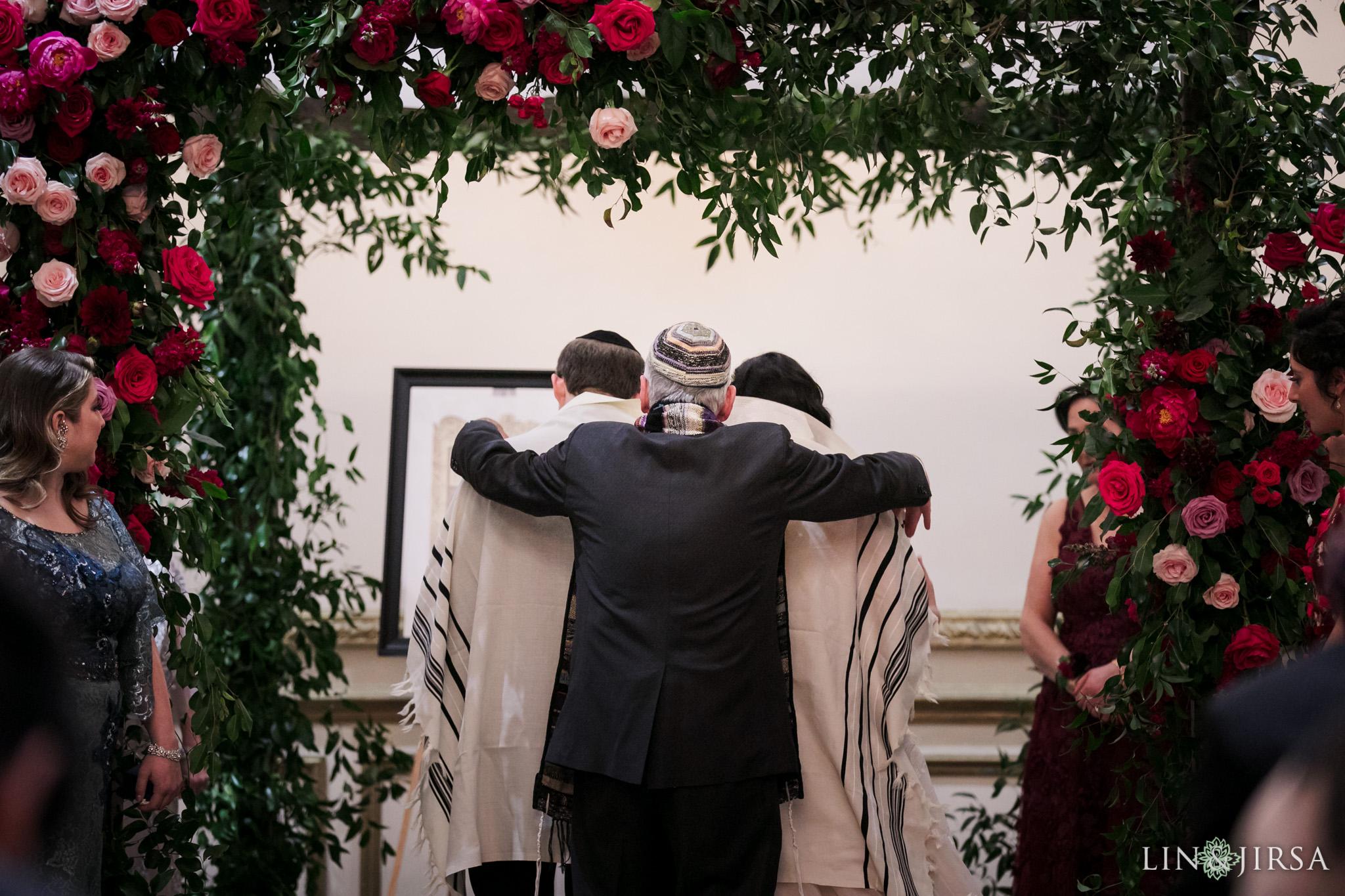 18 Alexandria Ballrooms Los Angeles Jewish Wedding Photography