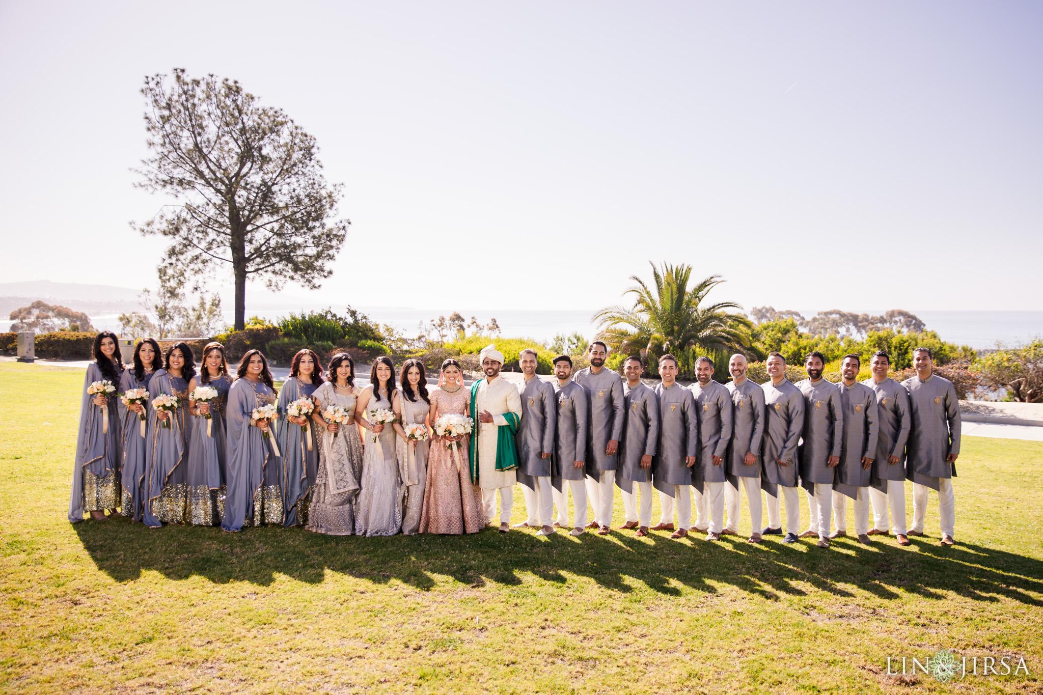 18 Laguna Cliffs Marriott Indian Wedding Photography