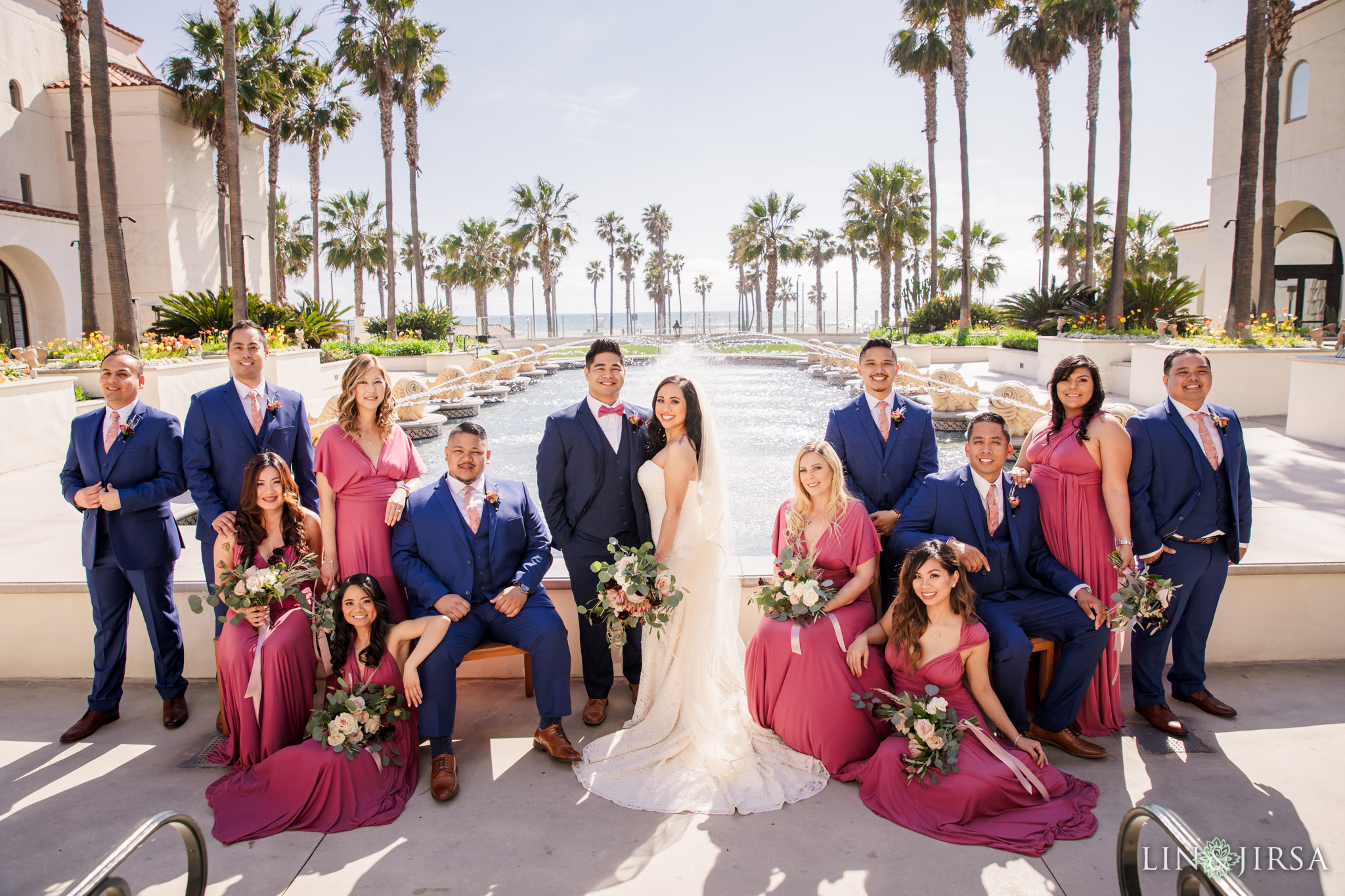 18 Old Ranch Country Club Seal Beach Wedding Photography