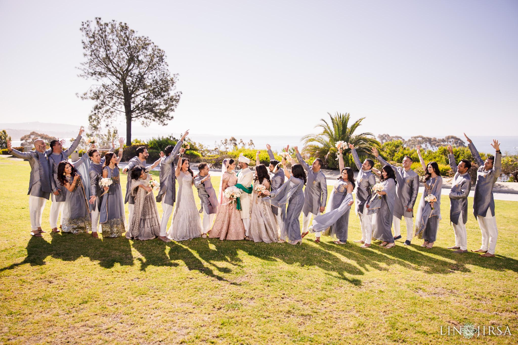 19 Laguna Cliffs Marriott Indian Wedding Photography