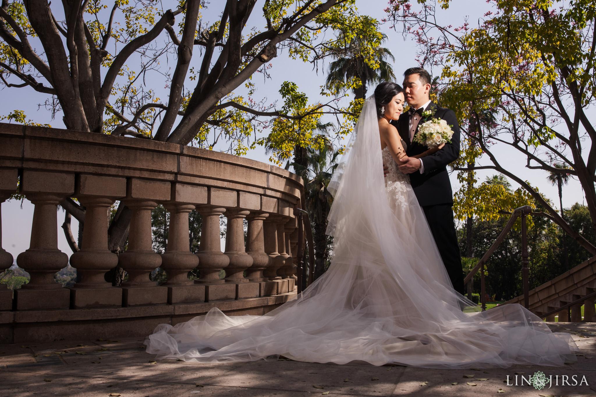 19 Langham Huntington Pasadena Wedding Photography