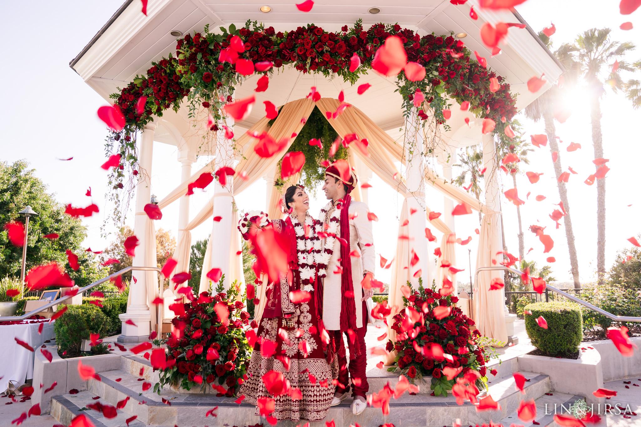 19 Newport Beach Marriott Indian Wedding Photography