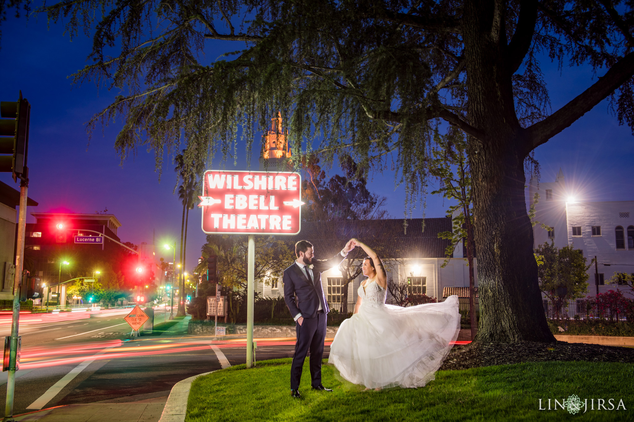 2 The Ebell Los Angeles Wedding Photography 1