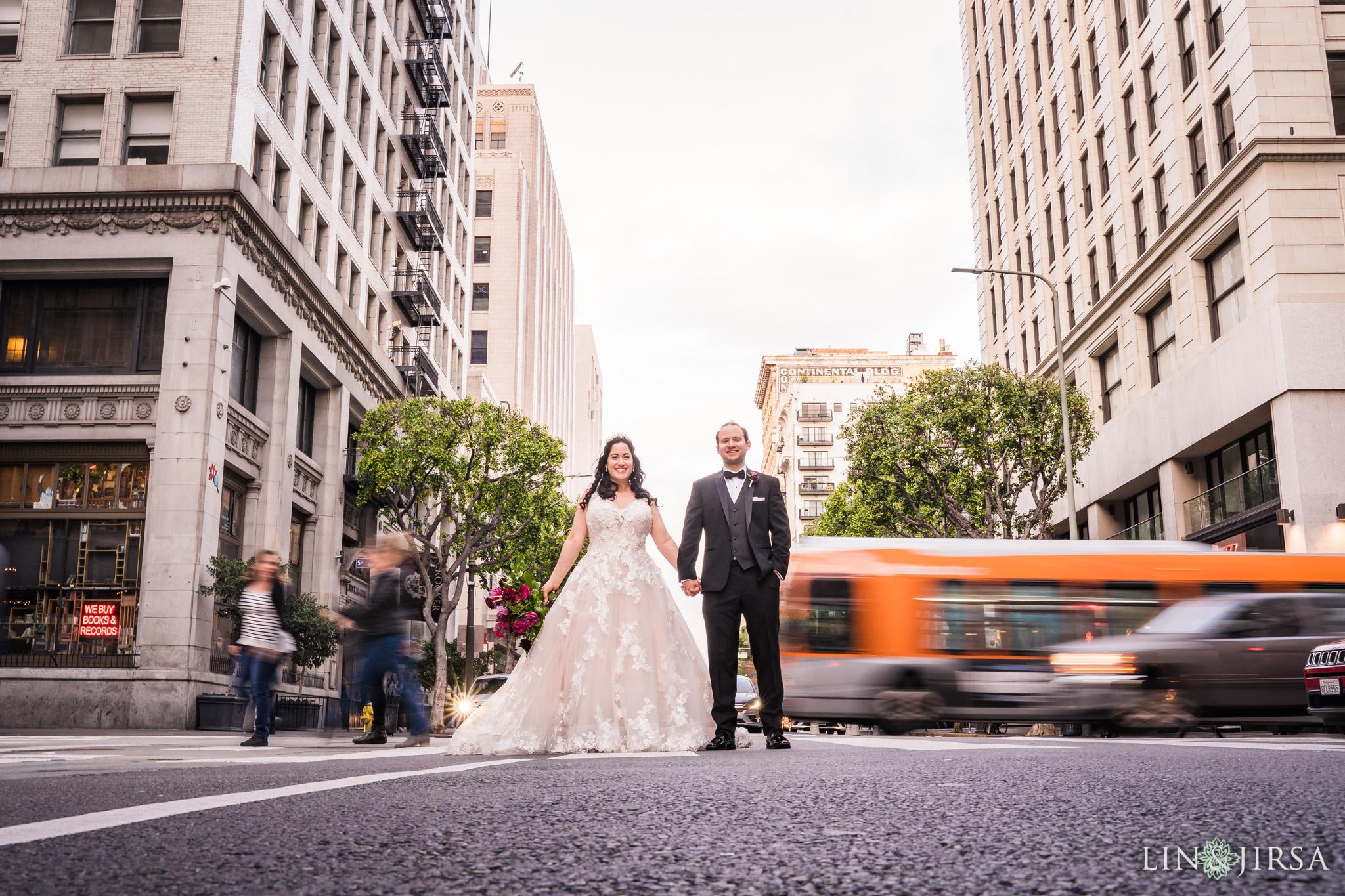 22 Alexandria Ballrooms Los Angeles Jewish Wedding Photography
