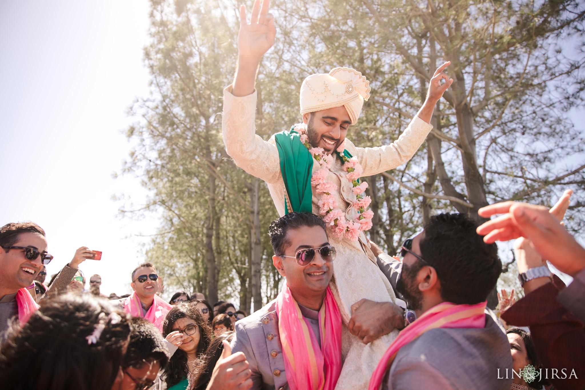 22 Laguna Cliffs Marriott Indian Wedding Photography