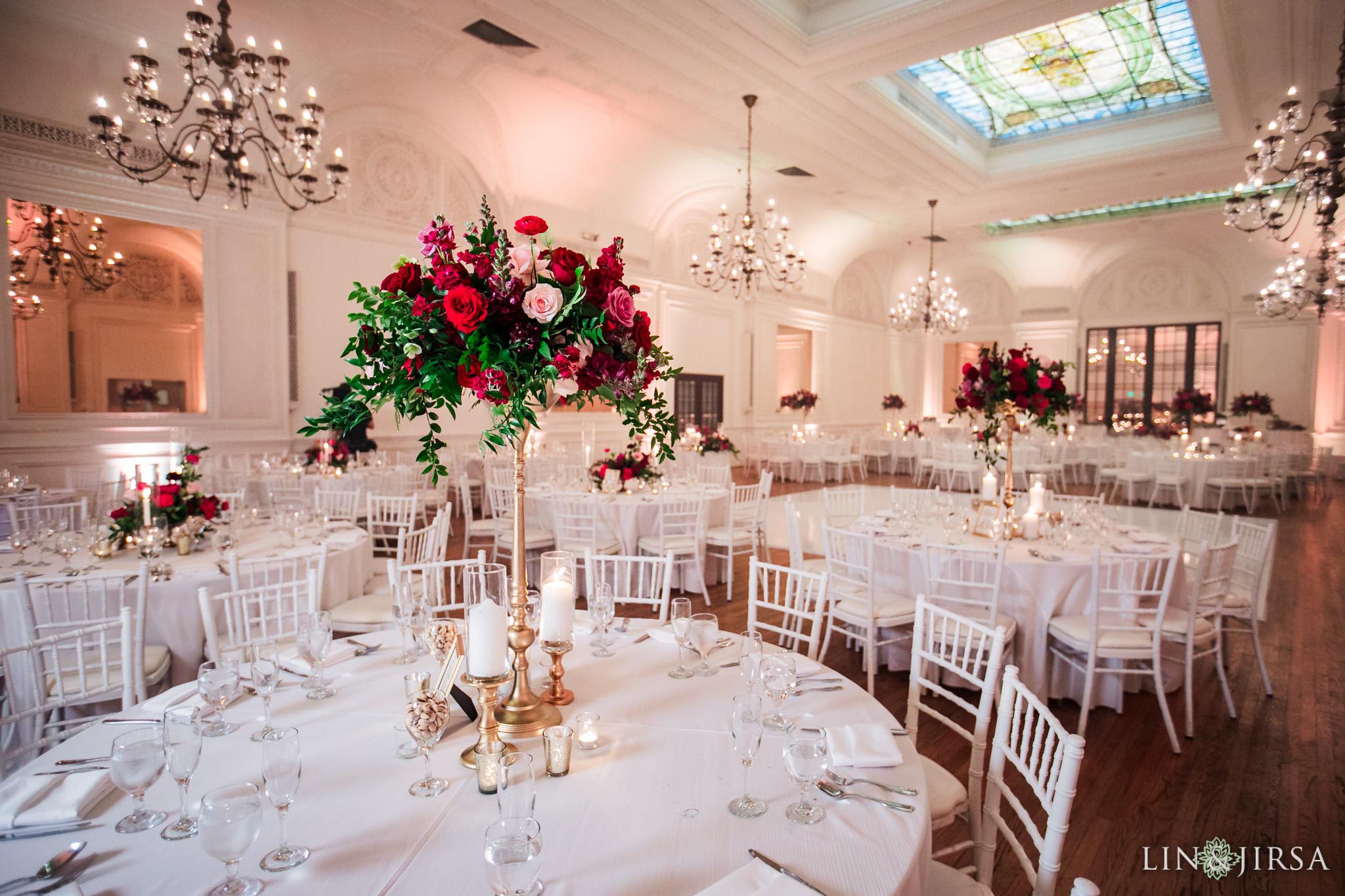 23 Alexandria Ballrooms Los Angeles Jewish Wedding Photography