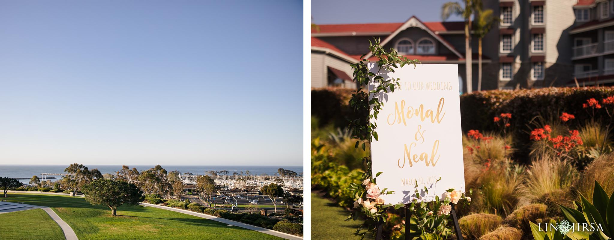 24 Laguna Cliffs Marriott Indian Wedding Photography