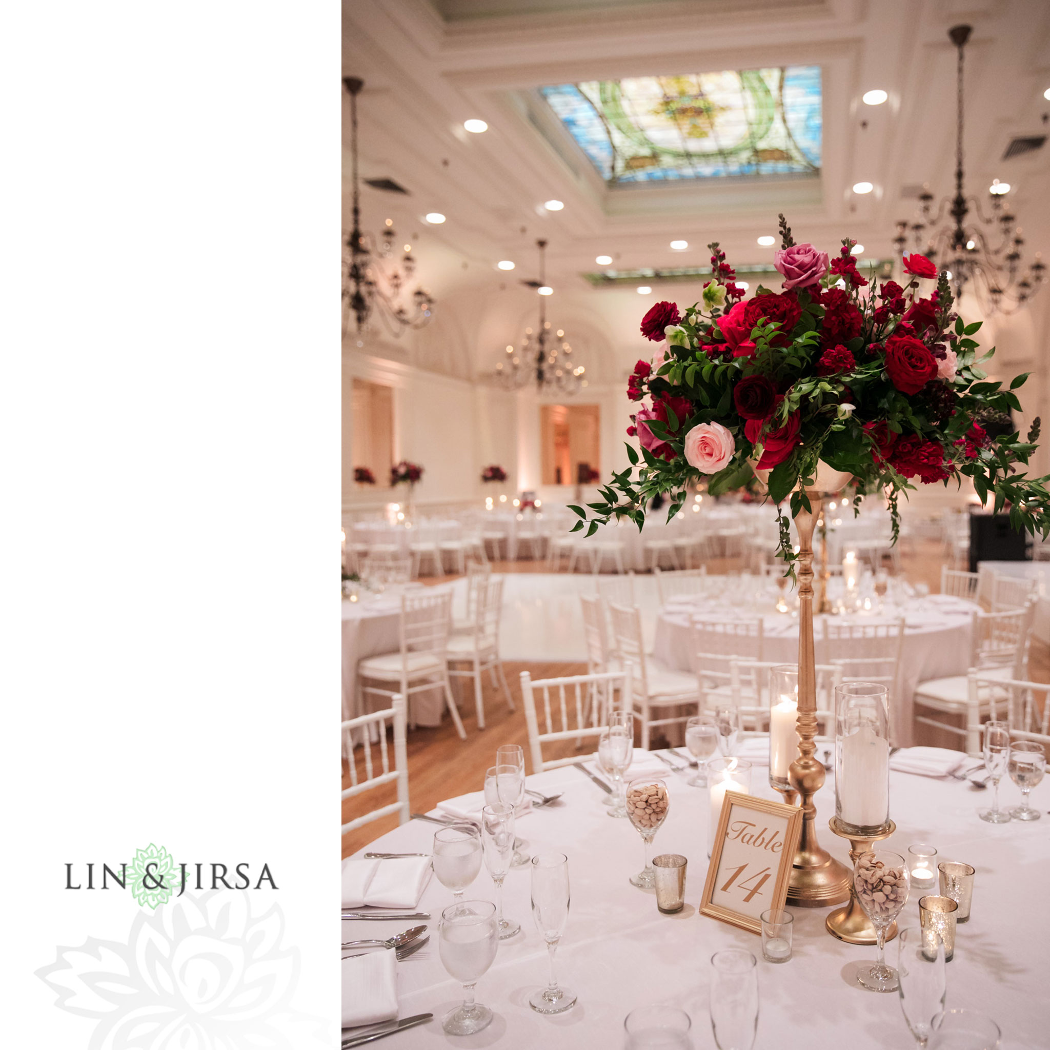 25 Alexandria Ballrooms Los Angeles Jewish Wedding Photography