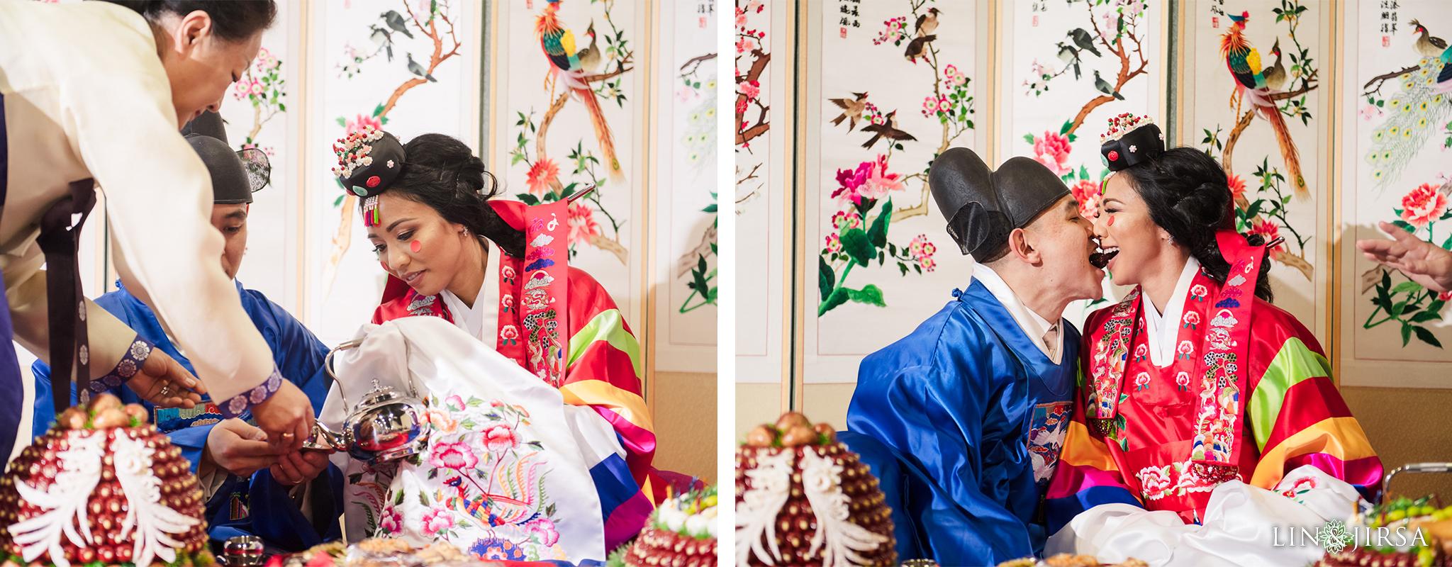 25 Business Expo Center Orange County Korean Wedding Ceremony Photography