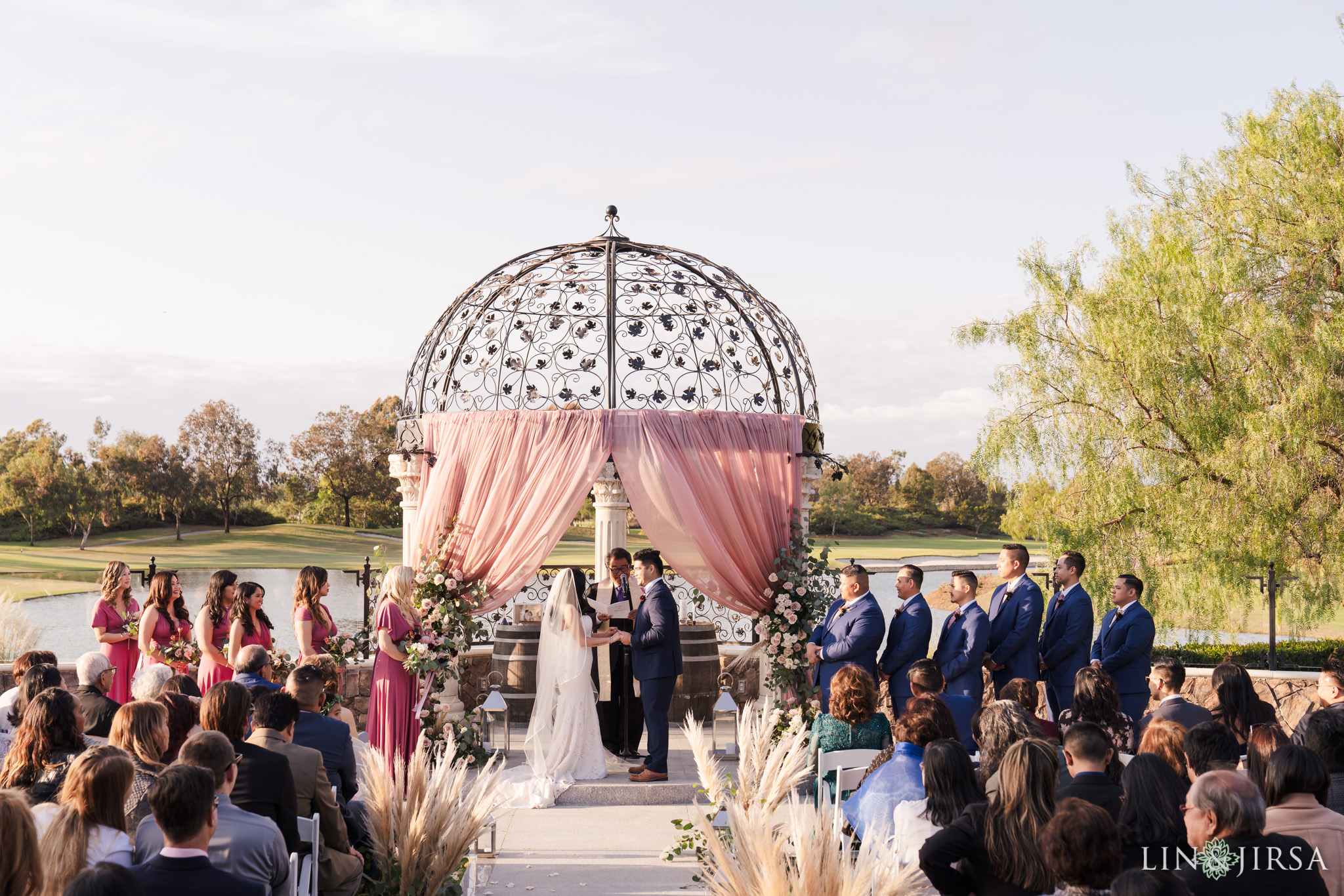 26 Old Ranch Country Club Seal Beach Wedding Photography