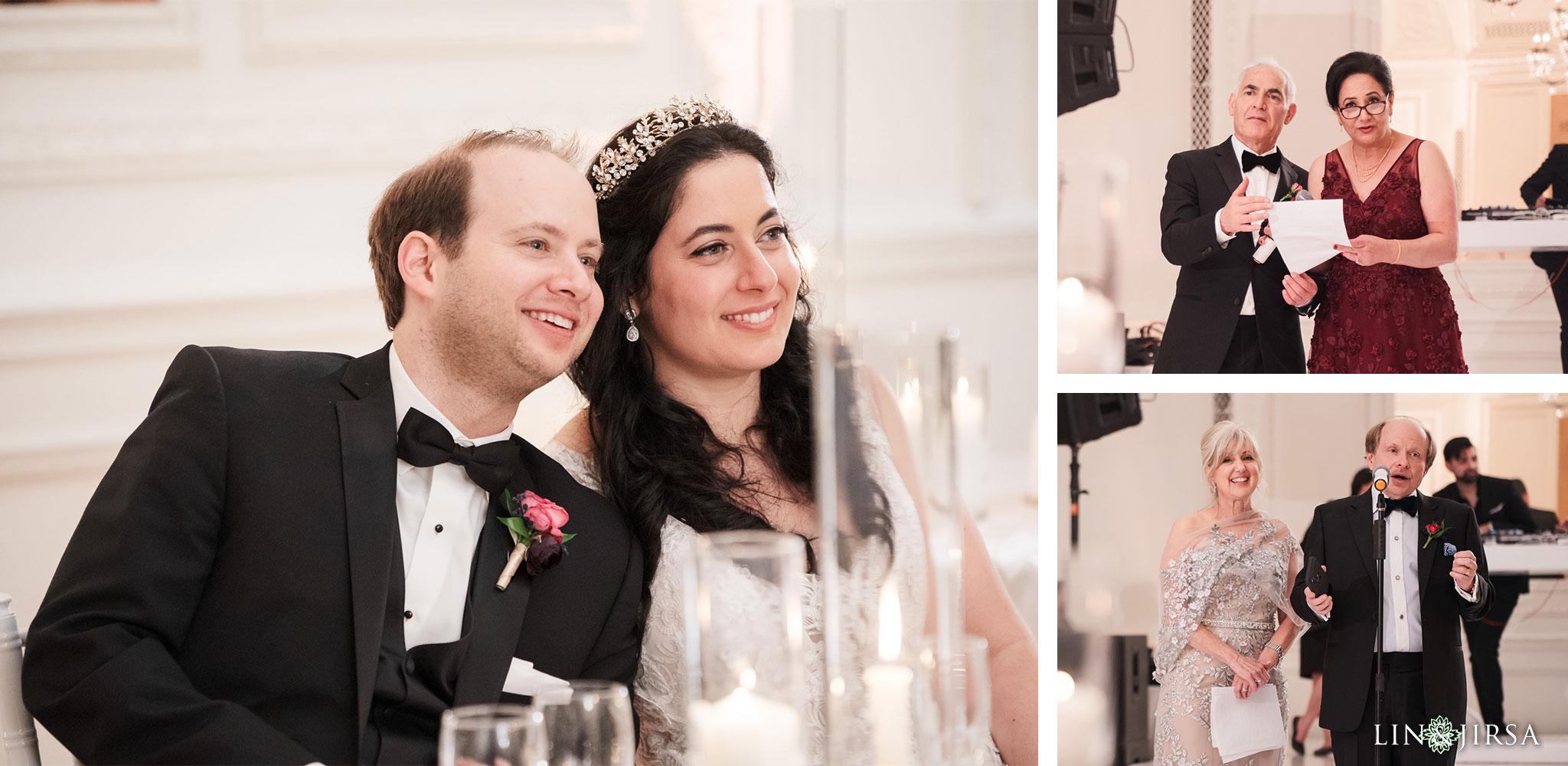 27 Alexandria Ballrooms Los Angeles Jewish Wedding Photography