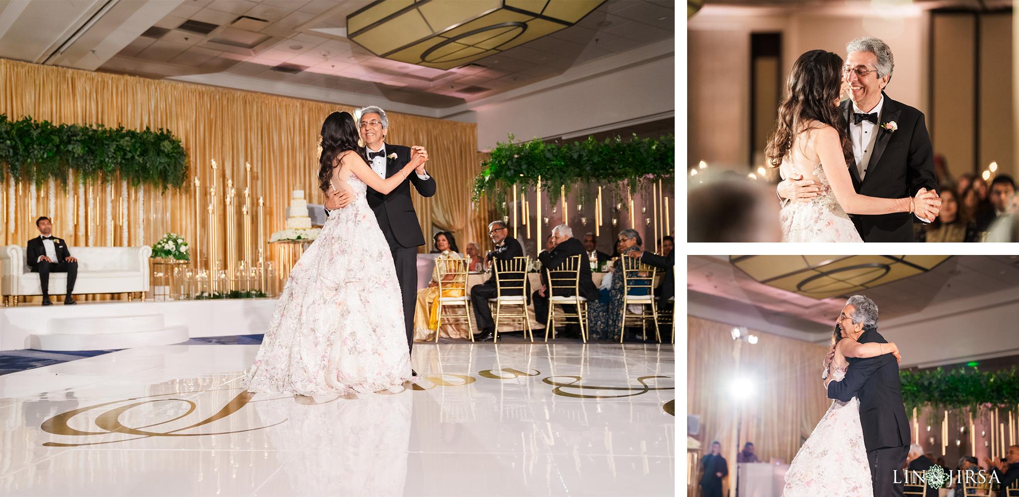 27 Newport Beach Marriott Indian Wedding Photography